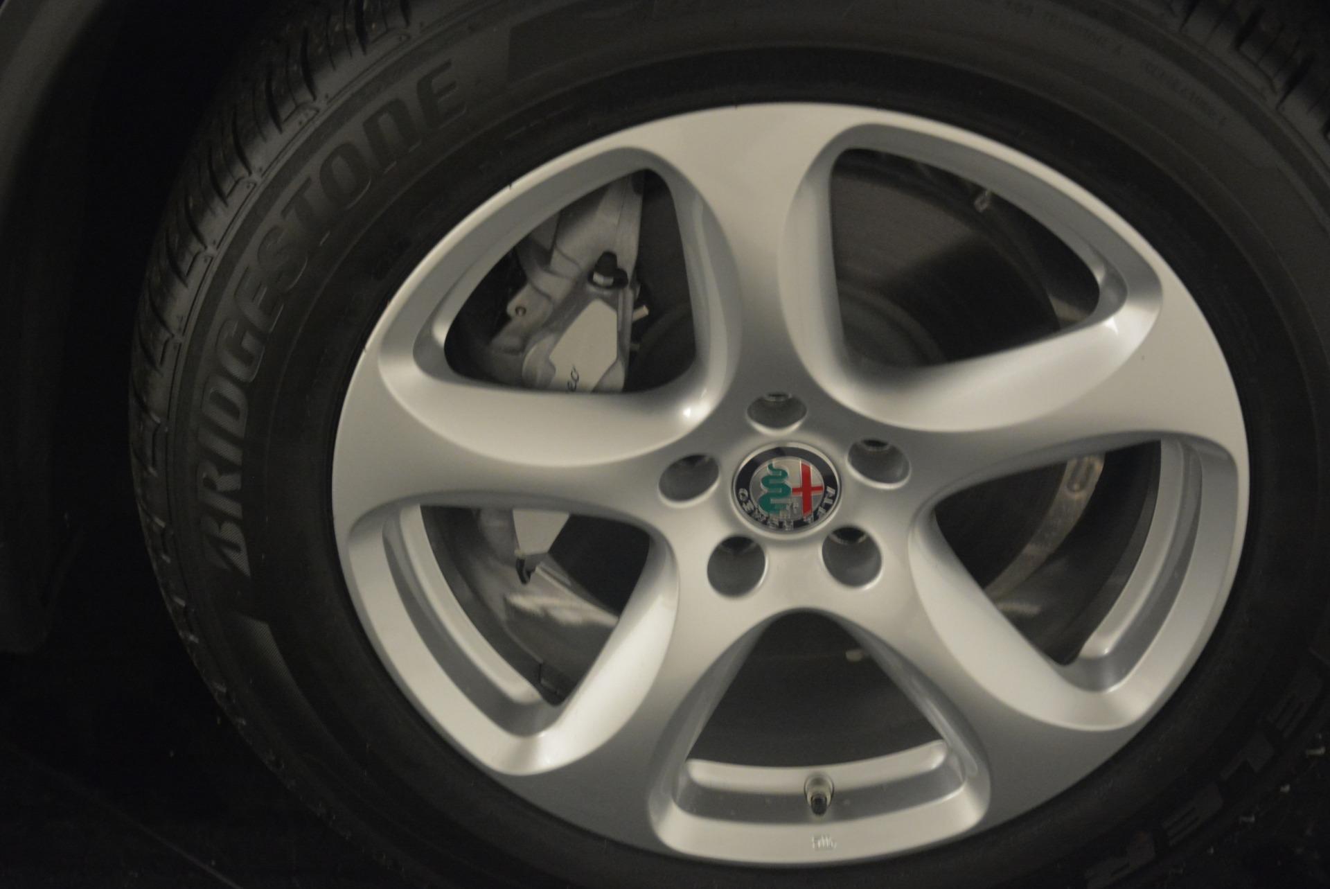 New 2018 Alfa Romeo Stelvio Q4 For Sale In Greenwich, CT. Alfa Romeo of Greenwich, L299 1780_p25