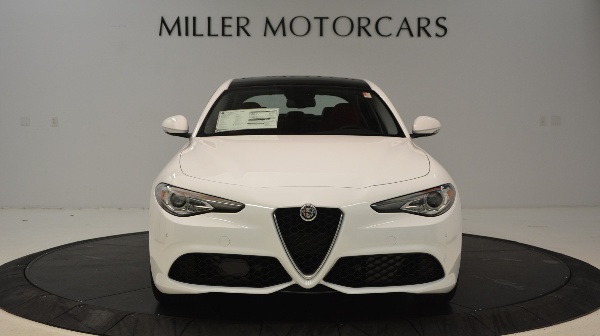 New 2018 Alfa Romeo Giulia Ti Sport Q4 For Sale In Greenwich, CT. Alfa Romeo of Greenwich, L298 1781_p12