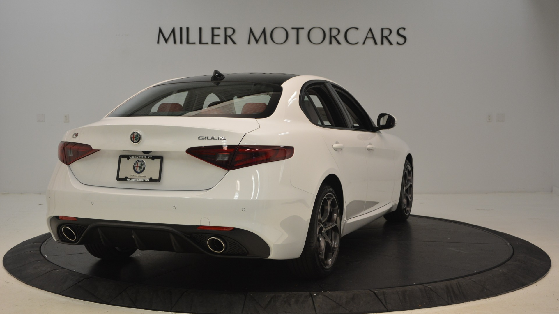 New 2018 Alfa Romeo Giulia Ti Sport Q4 For Sale In Greenwich, CT. Alfa Romeo of Greenwich, L298 1781_p7