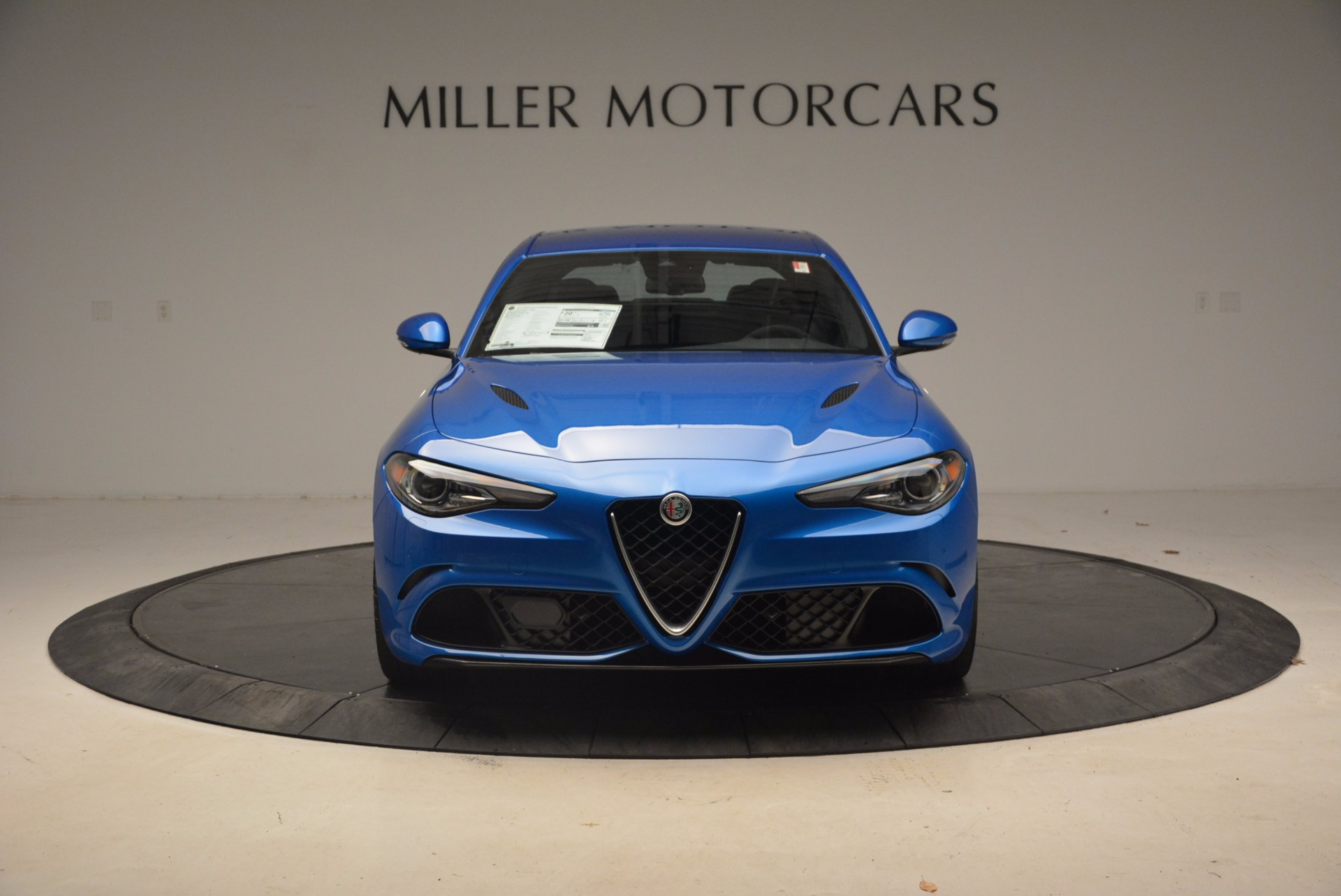 New 2018 Alfa Romeo Giulia Quadrifoglio For Sale In Greenwich, CT. Alfa Romeo of Greenwich, LW086 1782_p12