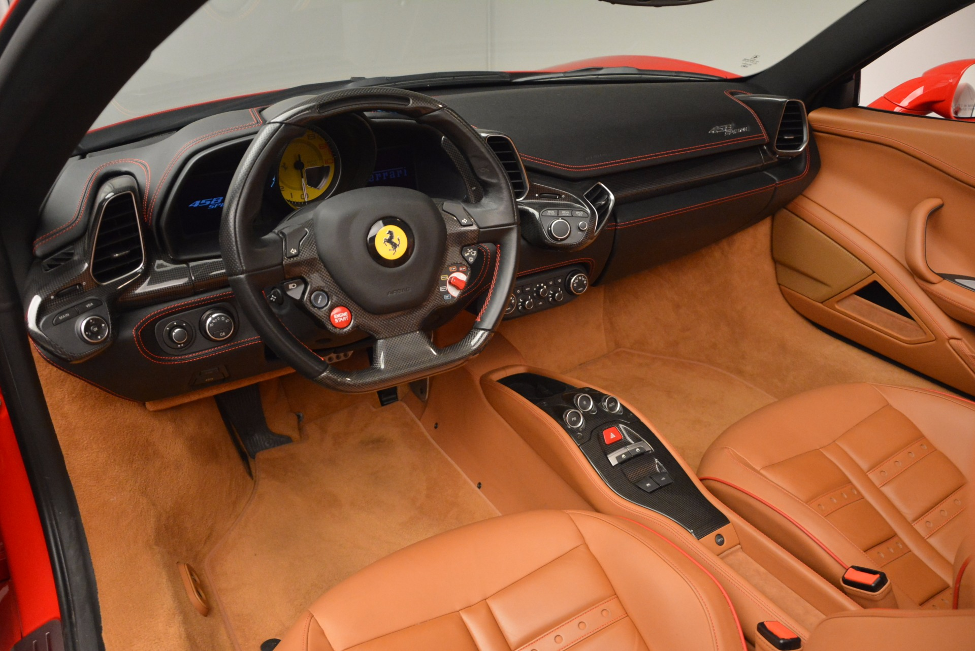 Used 2013 Ferrari 458 Spider  For Sale In Greenwich, CT. Alfa Romeo of Greenwich, 4433 1784_p25