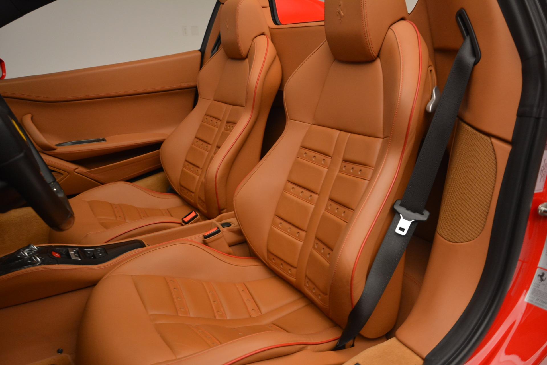 Used 2013 Ferrari 458 Spider  For Sale In Greenwich, CT. Alfa Romeo of Greenwich, 4433 1784_p27