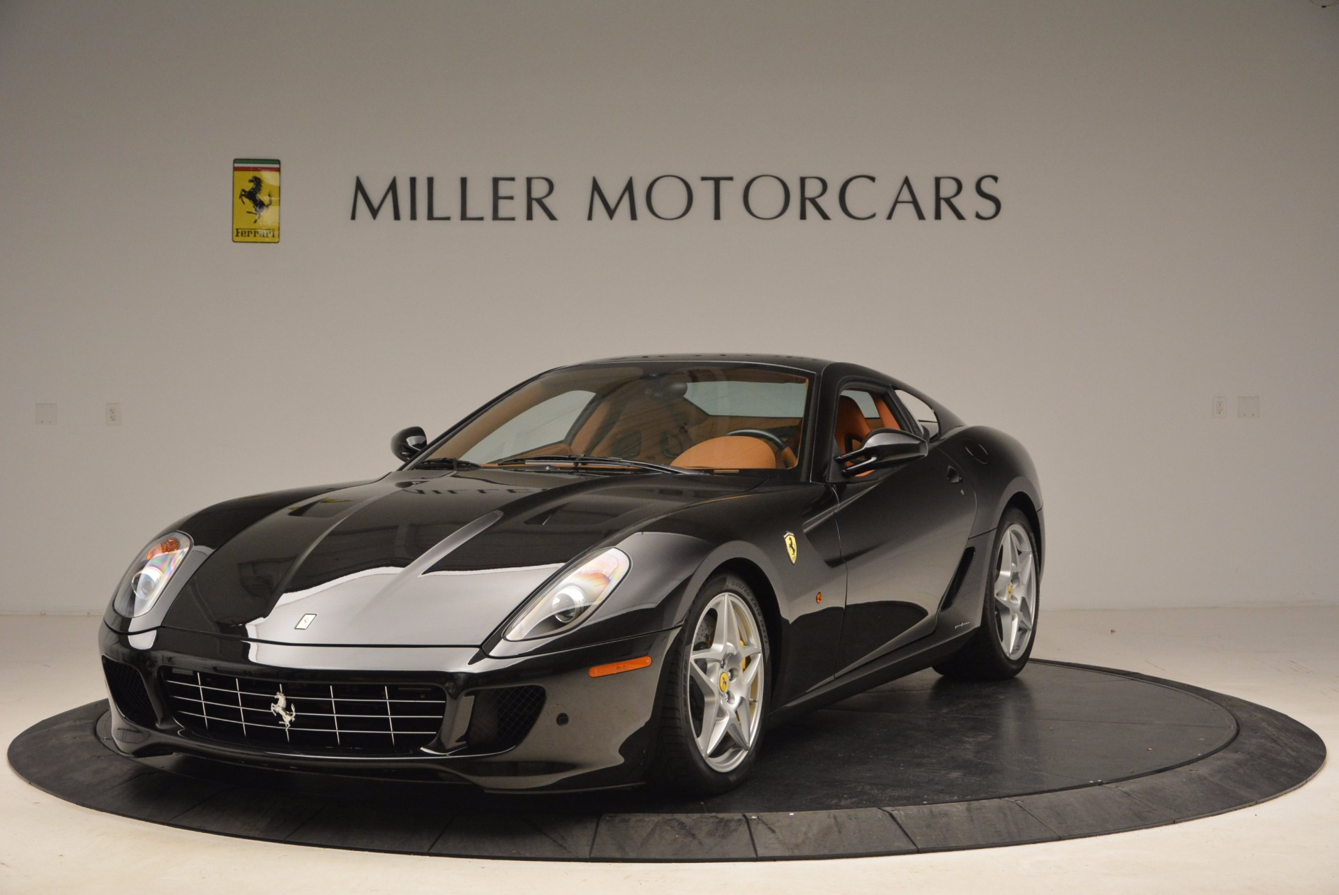 Used 2008 Ferrari 599 GTB Fiorano  For Sale In Greenwich, CT. Alfa Romeo of Greenwich, 4434 1785_main