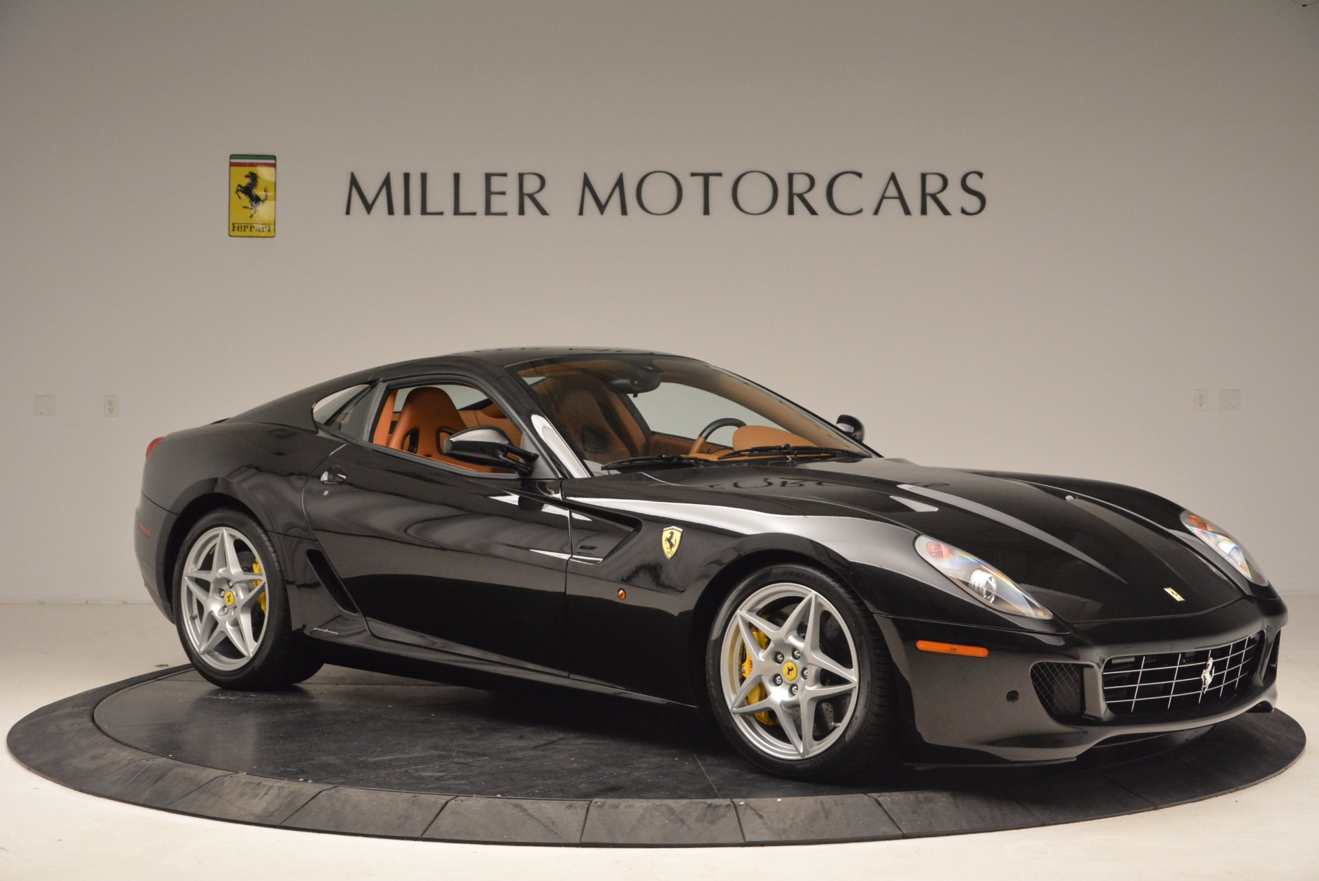 Used 2008 Ferrari 599 GTB Fiorano  For Sale In Greenwich, CT. Alfa Romeo of Greenwich, 4434 1785_p10