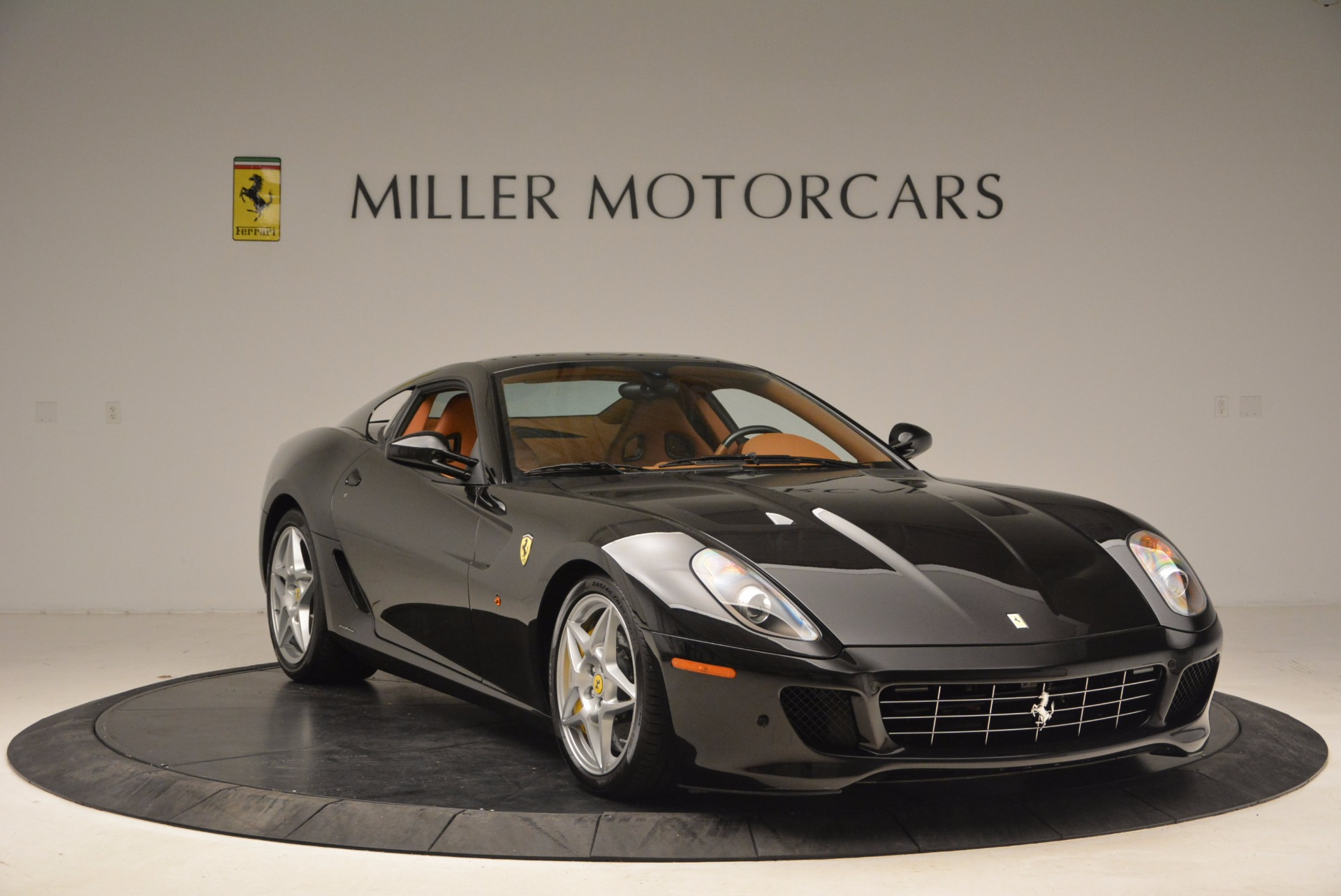 Used 2008 Ferrari 599 GTB Fiorano  For Sale In Greenwich, CT. Alfa Romeo of Greenwich, 4434 1785_p11