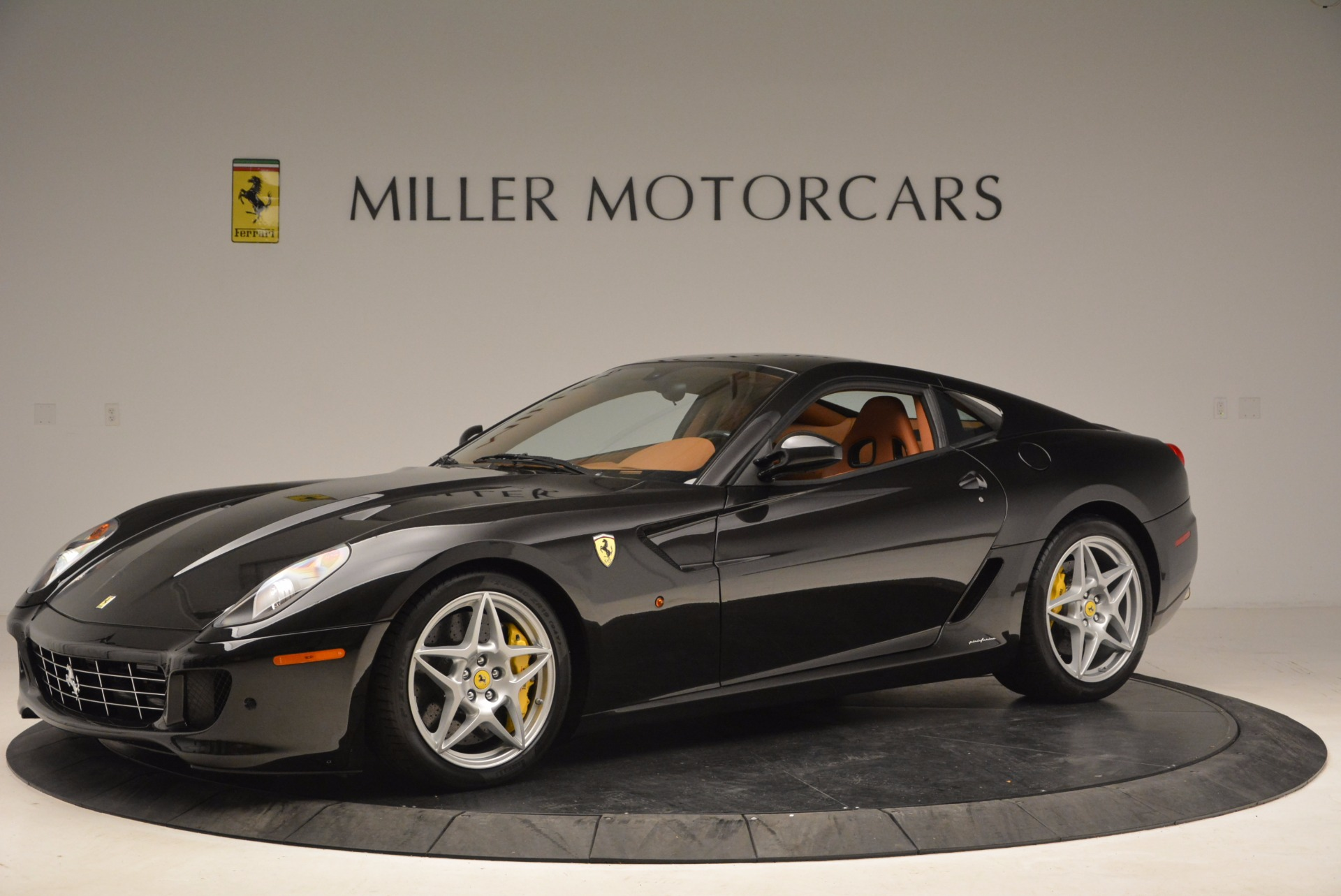 Used 2008 Ferrari 599 GTB Fiorano  For Sale In Greenwich, CT. Alfa Romeo of Greenwich, 4434 1785_p2
