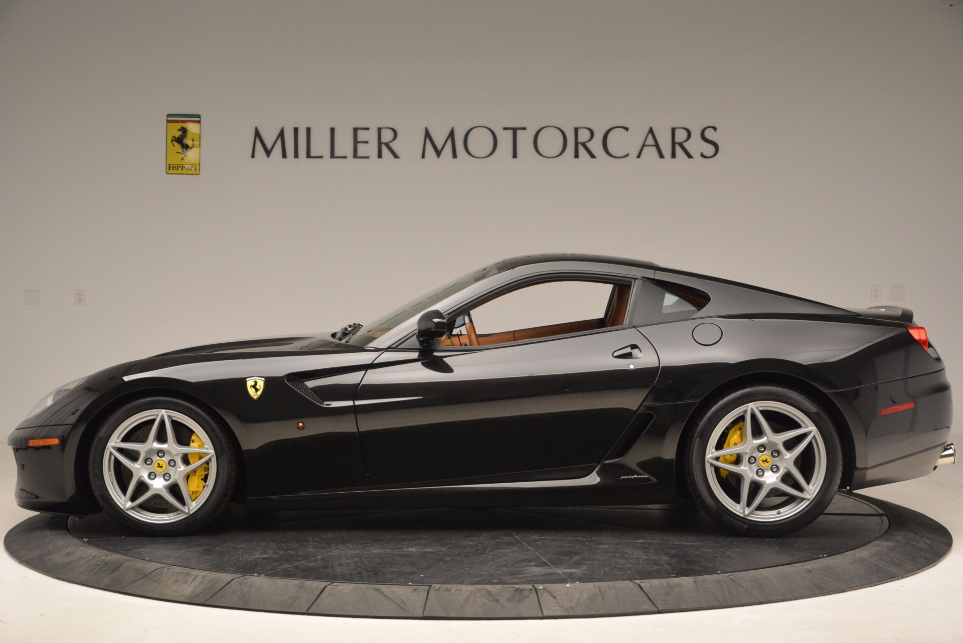 Used 2008 Ferrari 599 GTB Fiorano  For Sale In Greenwich, CT. Alfa Romeo of Greenwich, 4434 1785_p3
