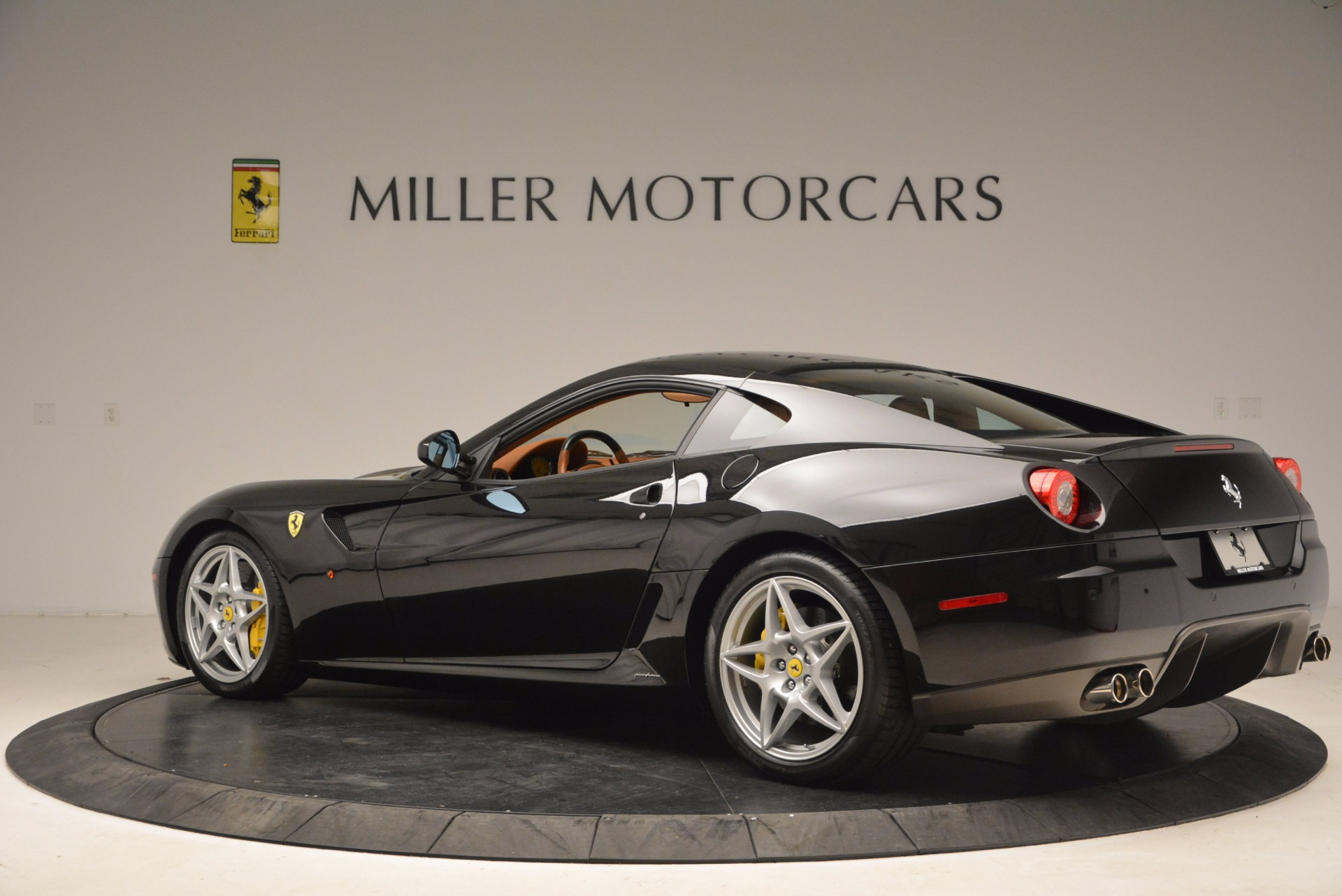 Used 2008 Ferrari 599 GTB Fiorano  For Sale In Greenwich, CT. Alfa Romeo of Greenwich, 4434 1785_p4