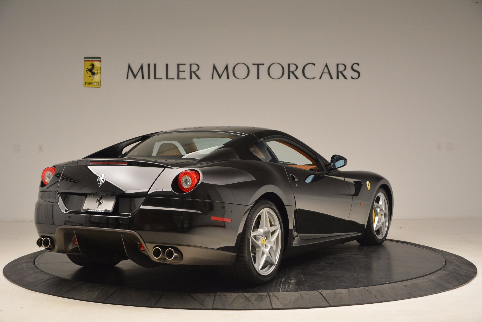 Used 2008 Ferrari 599 GTB Fiorano  For Sale In Greenwich, CT. Alfa Romeo of Greenwich, 4434 1785_p7