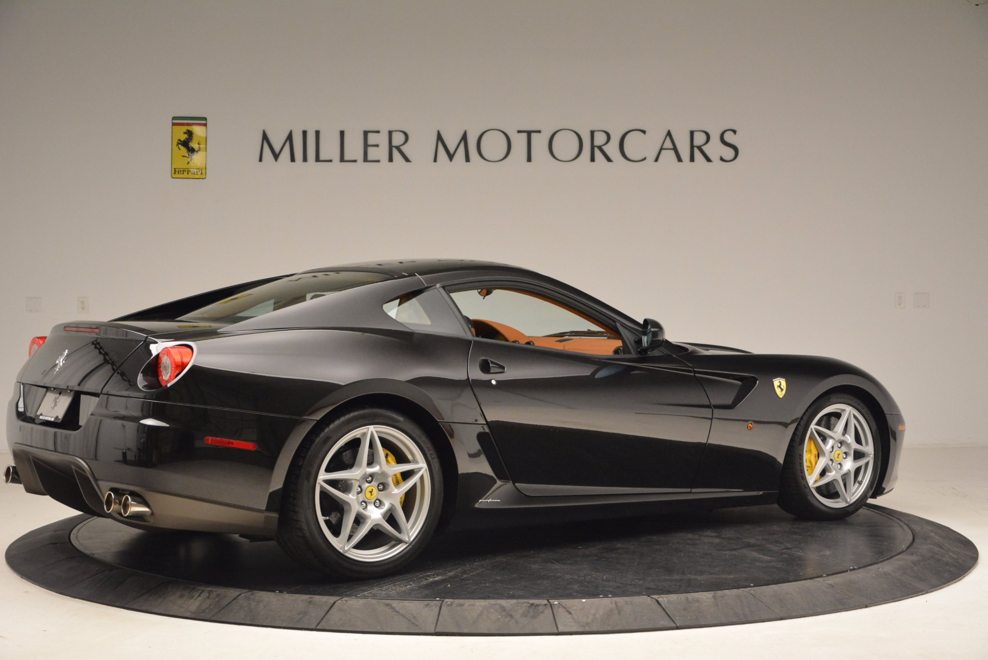 Used 2008 Ferrari 599 GTB Fiorano  For Sale In Greenwich, CT. Alfa Romeo of Greenwich, 4434 1785_p8