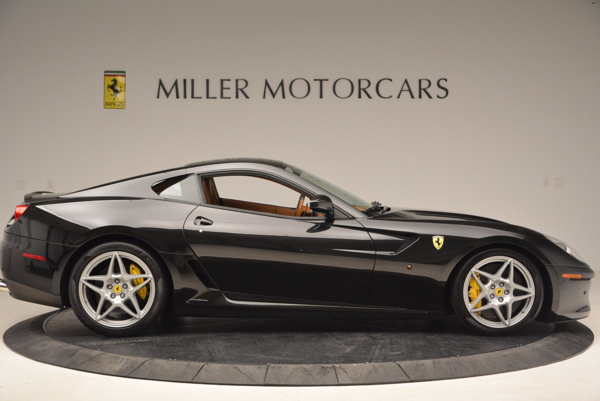 Used 2008 Ferrari 599 GTB Fiorano  For Sale In Greenwich, CT. Alfa Romeo of Greenwich, 4434 1785_p9