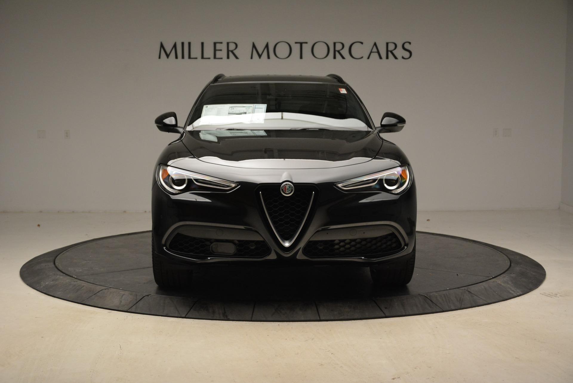 New 2018 Alfa Romeo Stelvio Ti Sport Q4 For Sale In Greenwich, CT. Alfa Romeo of Greenwich, LW089 1788_p12