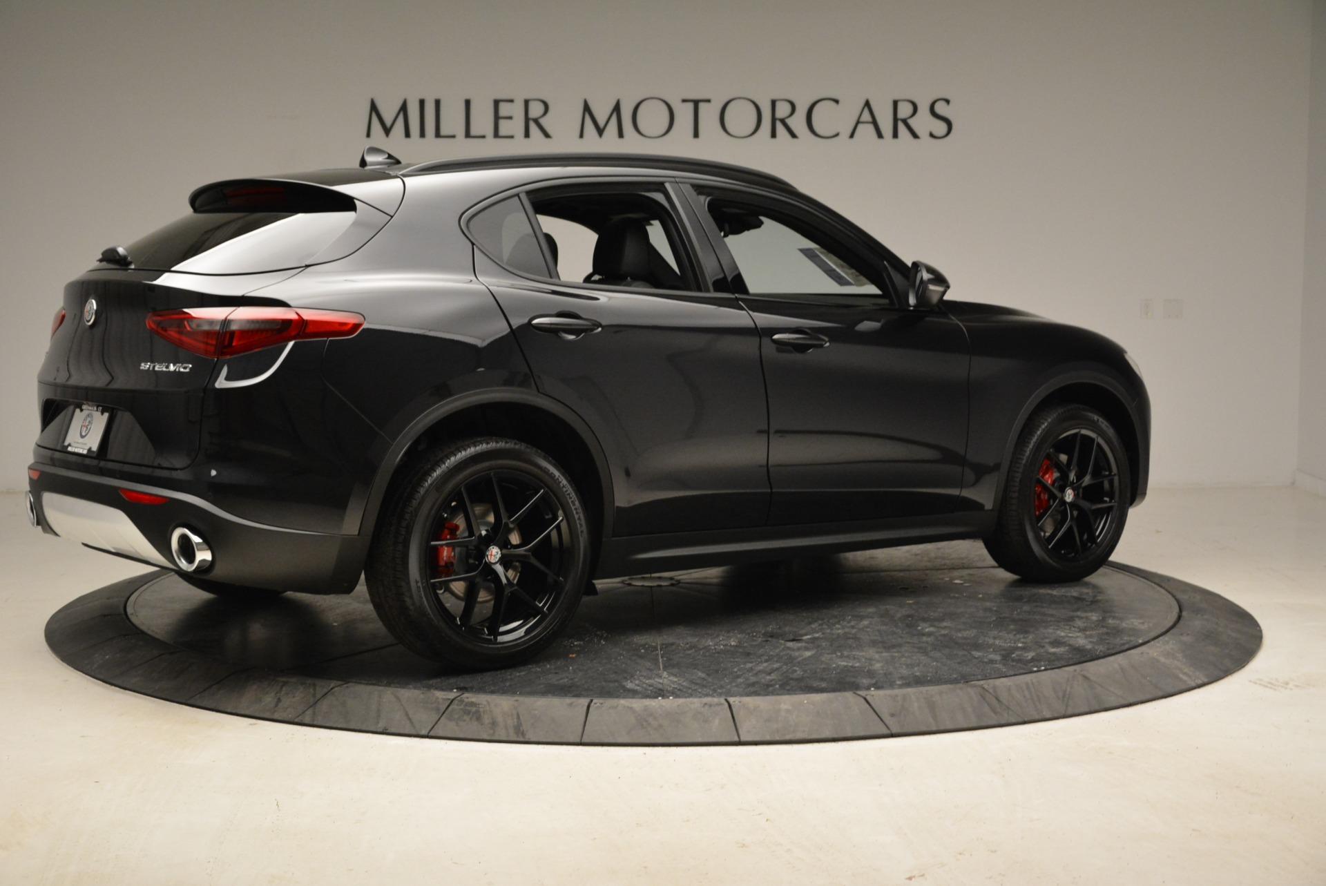 New 2018 Alfa Romeo Stelvio Ti Sport Q4 For Sale In Greenwich, CT. Alfa Romeo of Greenwich, LW089 1788_p8