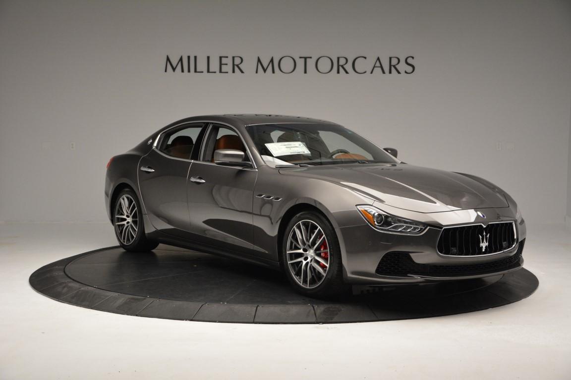 New 2016 Maserati Ghibli S Q4 For Sale In Greenwich, CT. Alfa Romeo of Greenwich, M1523 179_p11