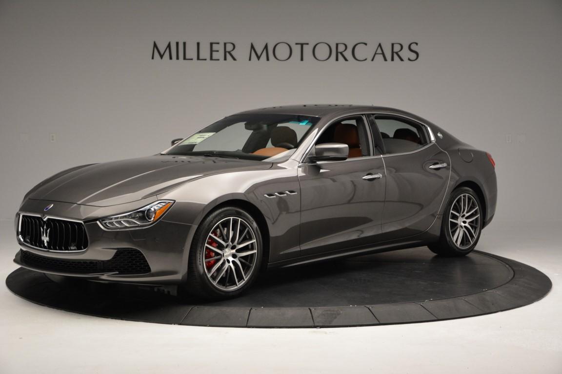 New 2016 Maserati Ghibli S Q4 For Sale In Greenwich, CT. Alfa Romeo of Greenwich, M1523 179_p2