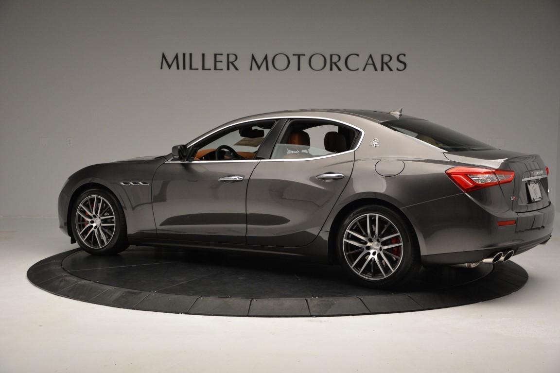 New 2016 Maserati Ghibli S Q4 For Sale In Greenwich, CT. Alfa Romeo of Greenwich, M1523 179_p4