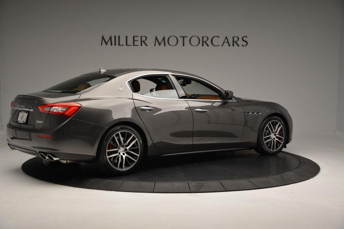 New 2016 Maserati Ghibli S Q4 For Sale In Greenwich, CT. Alfa Romeo of Greenwich, M1523 179_p8