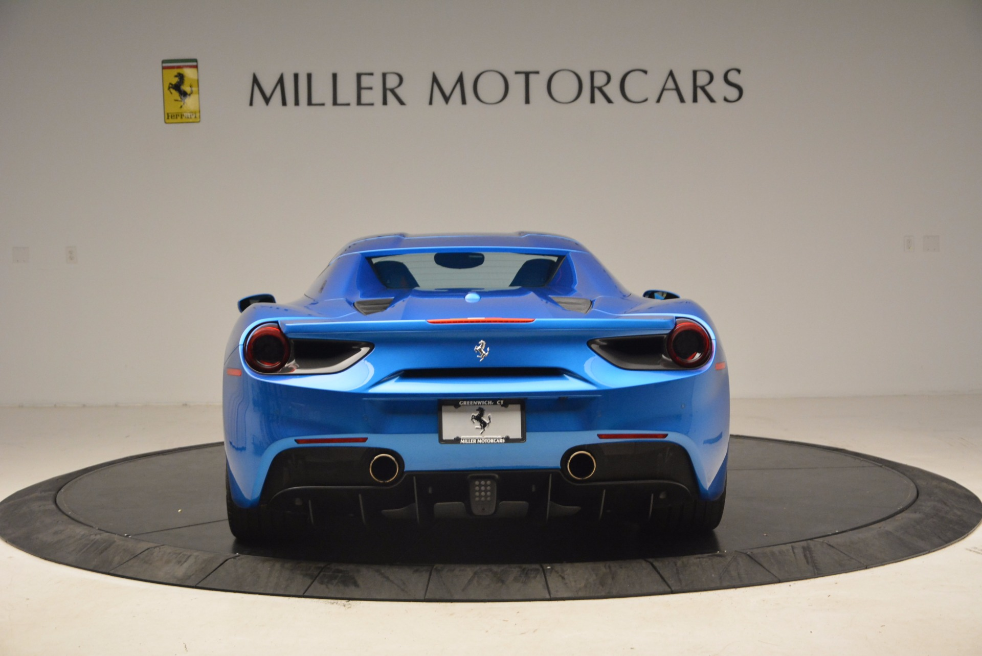 Used 2017 Ferrari 488 Spider  For Sale In Greenwich, CT. Alfa Romeo of Greenwich, 4436 1791_p16