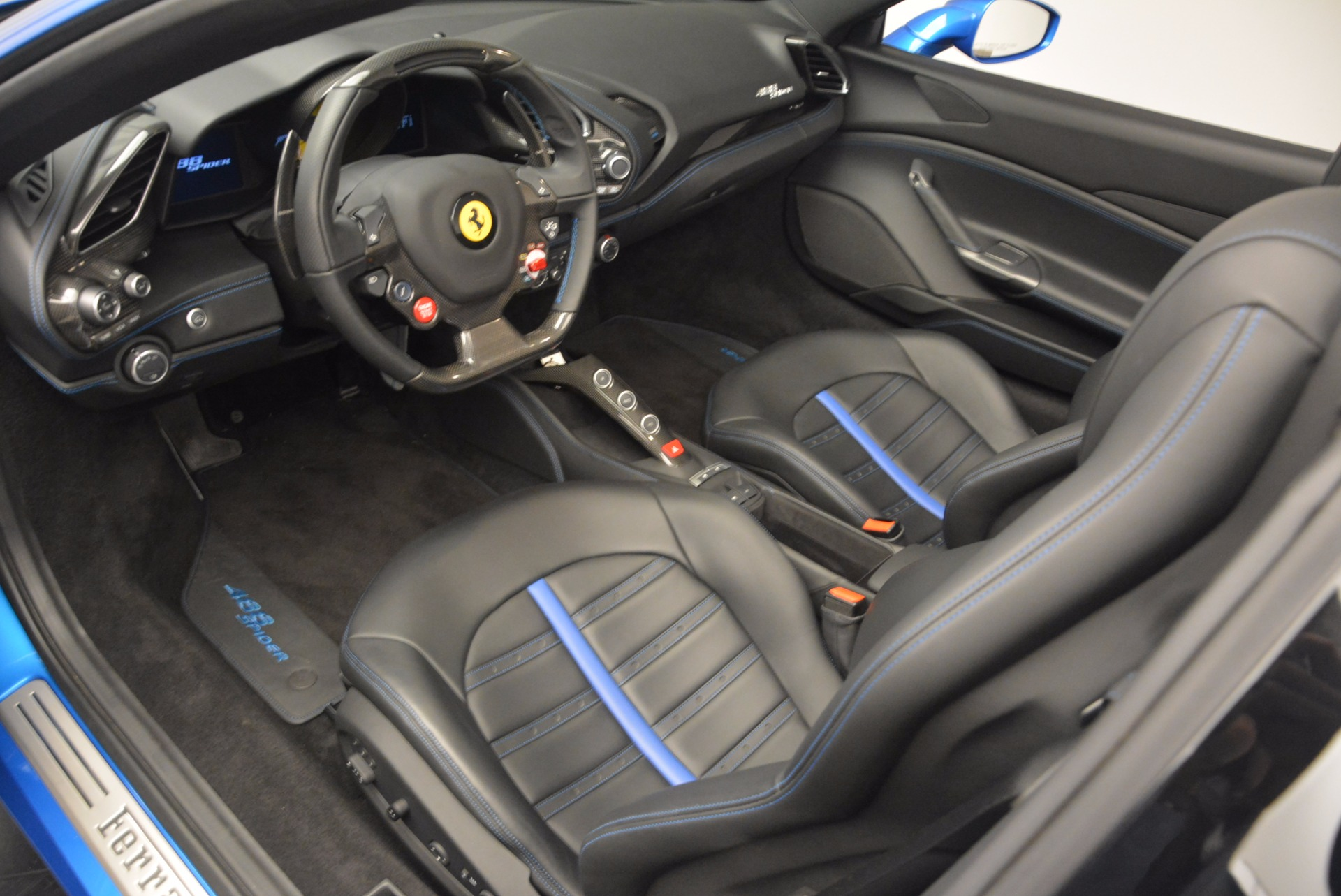 Used 2017 Ferrari 488 Spider  For Sale In Greenwich, CT. Alfa Romeo of Greenwich, 4436 1791_p19