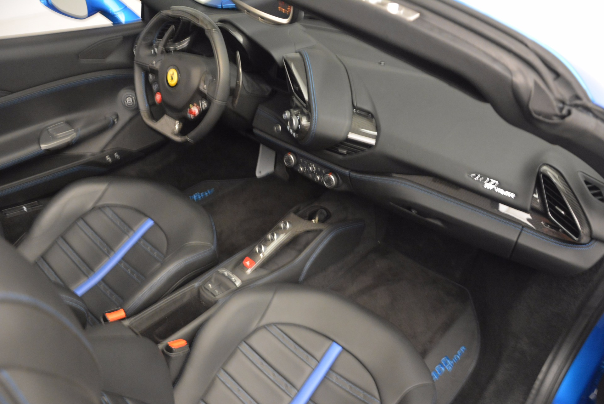 Used 2017 Ferrari 488 Spider  For Sale In Greenwich, CT. Alfa Romeo of Greenwich, 4436 1791_p23