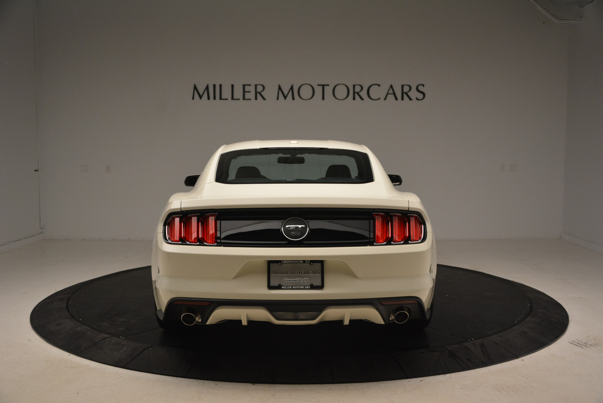 Used 2015 Ford Mustang GT 50 Years Limited Edition For Sale In Greenwich, CT. Alfa Romeo of Greenwich, 7241A 1793_p6