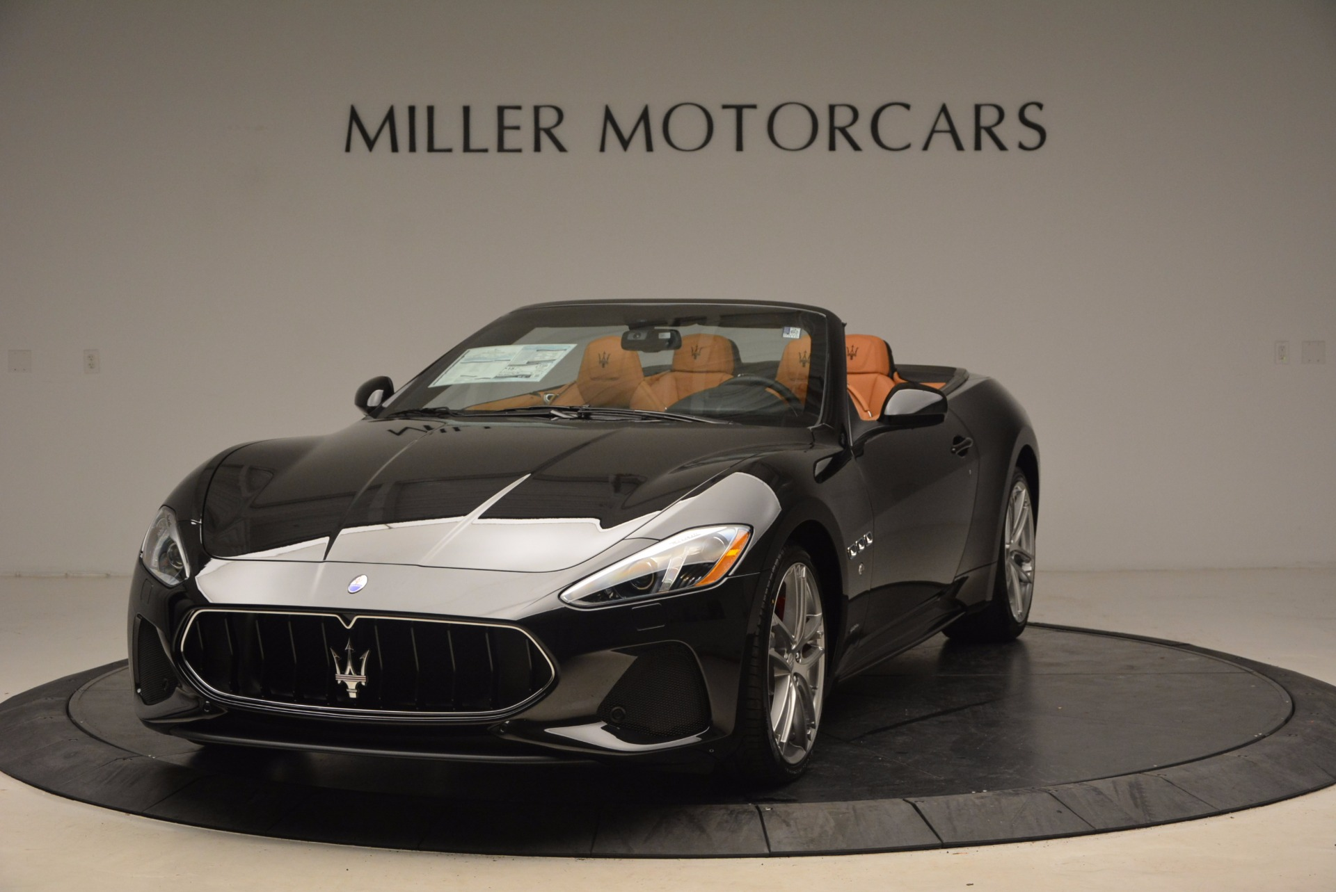 New 2018 Maserati GranTurismo Sport Convertible For Sale In Greenwich, CT. Alfa Romeo of Greenwich, M1970
