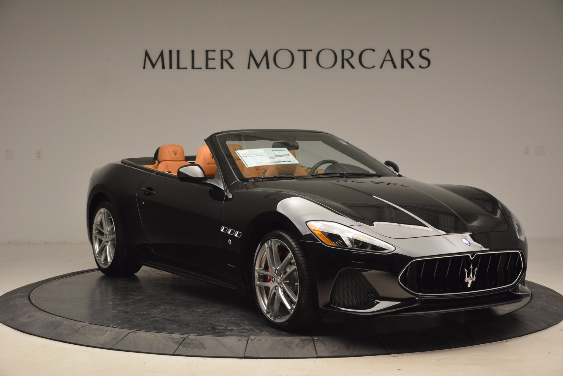 New 2018 Maserati GranTurismo Sport Convertible For Sale In Greenwich, CT. Alfa Romeo of Greenwich, M1970 1795_p11
