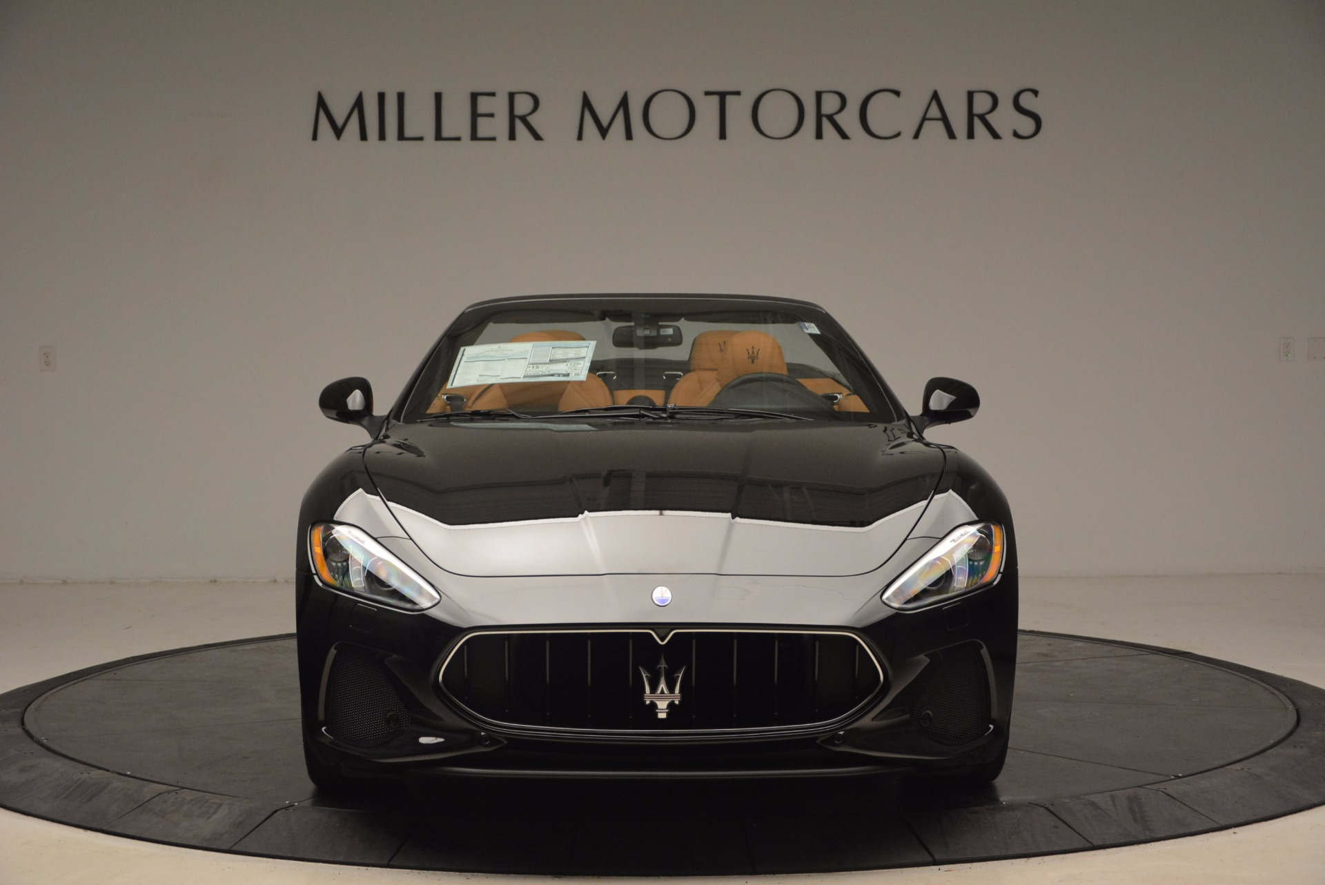 New 2018 Maserati GranTurismo Sport Convertible For Sale In Greenwich, CT. Alfa Romeo of Greenwich, M1970 1795_p12