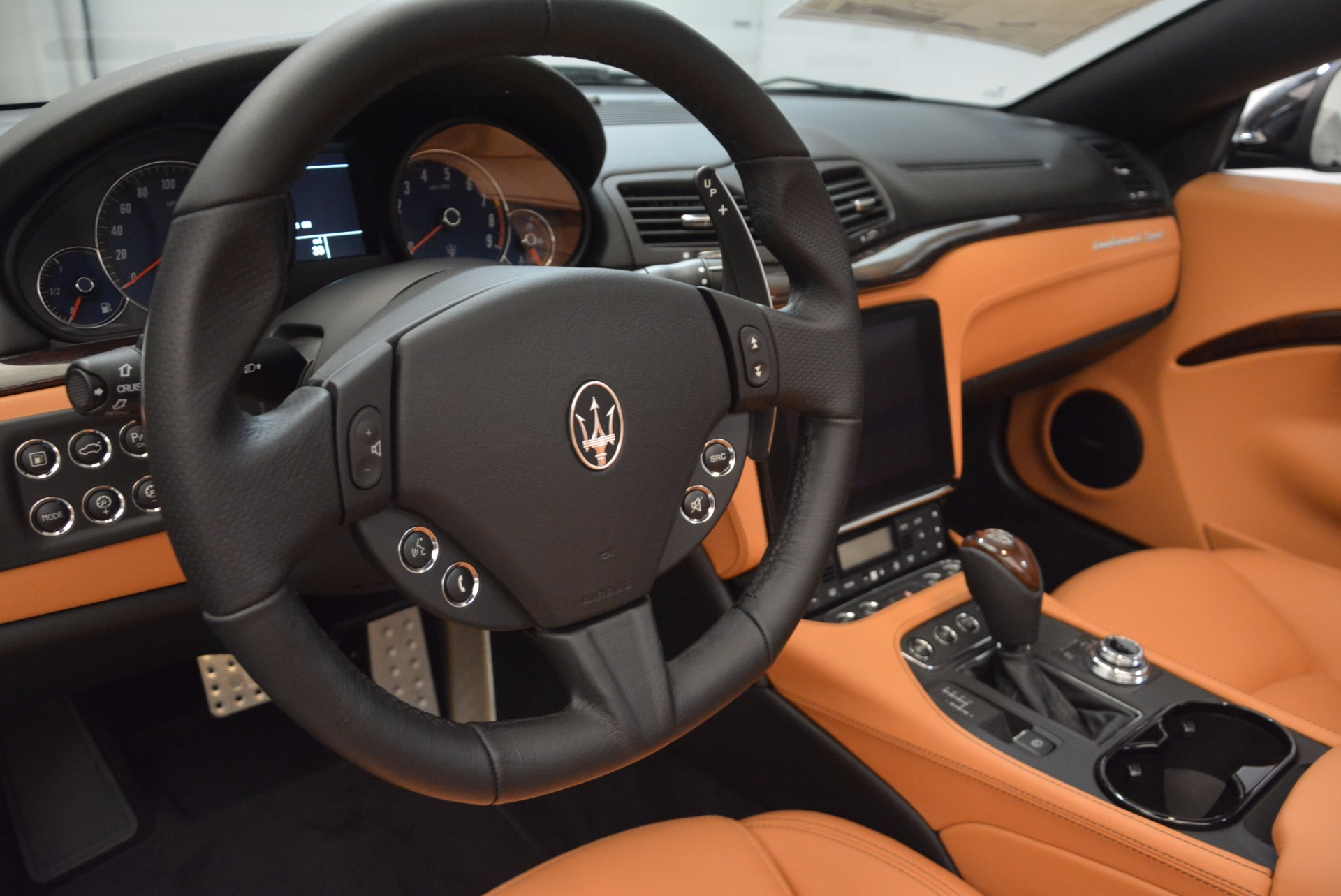 New 2018 Maserati GranTurismo Sport Convertible For Sale In Greenwich, CT. Alfa Romeo of Greenwich, M1970 1795_p27