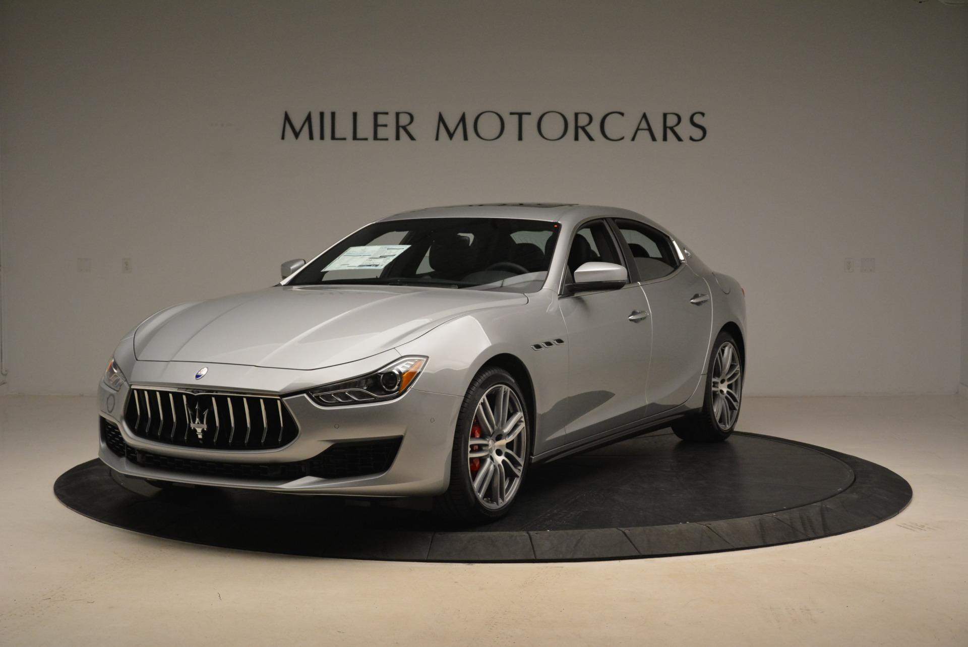 New 2018 Maserati Ghibli S Q4 For Sale In Greenwich, CT. Alfa Romeo of Greenwich, W525 1797_main
