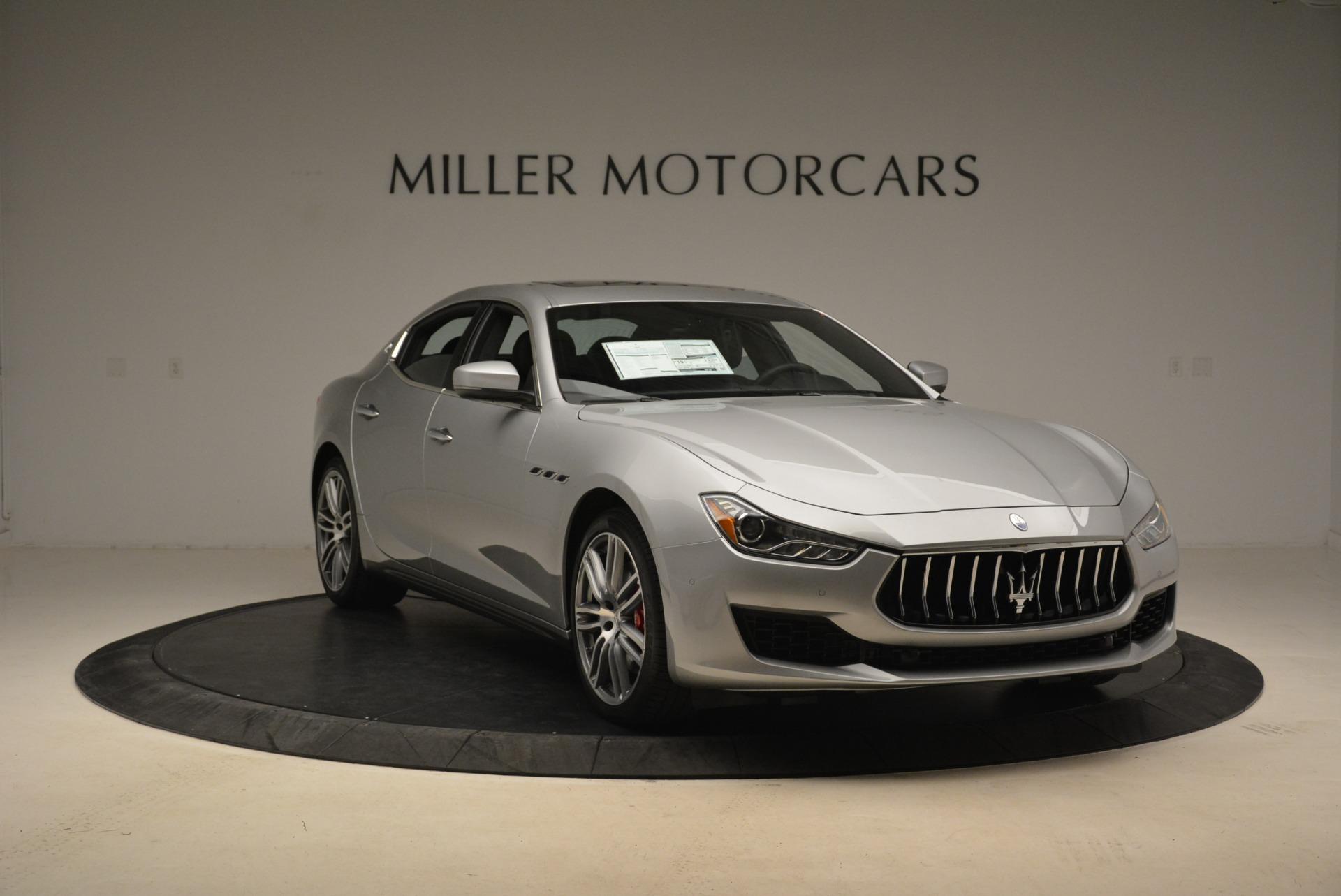 New 2018 Maserati Ghibli S Q4 For Sale In Greenwich, CT. Alfa Romeo of Greenwich, W525 1797_p10