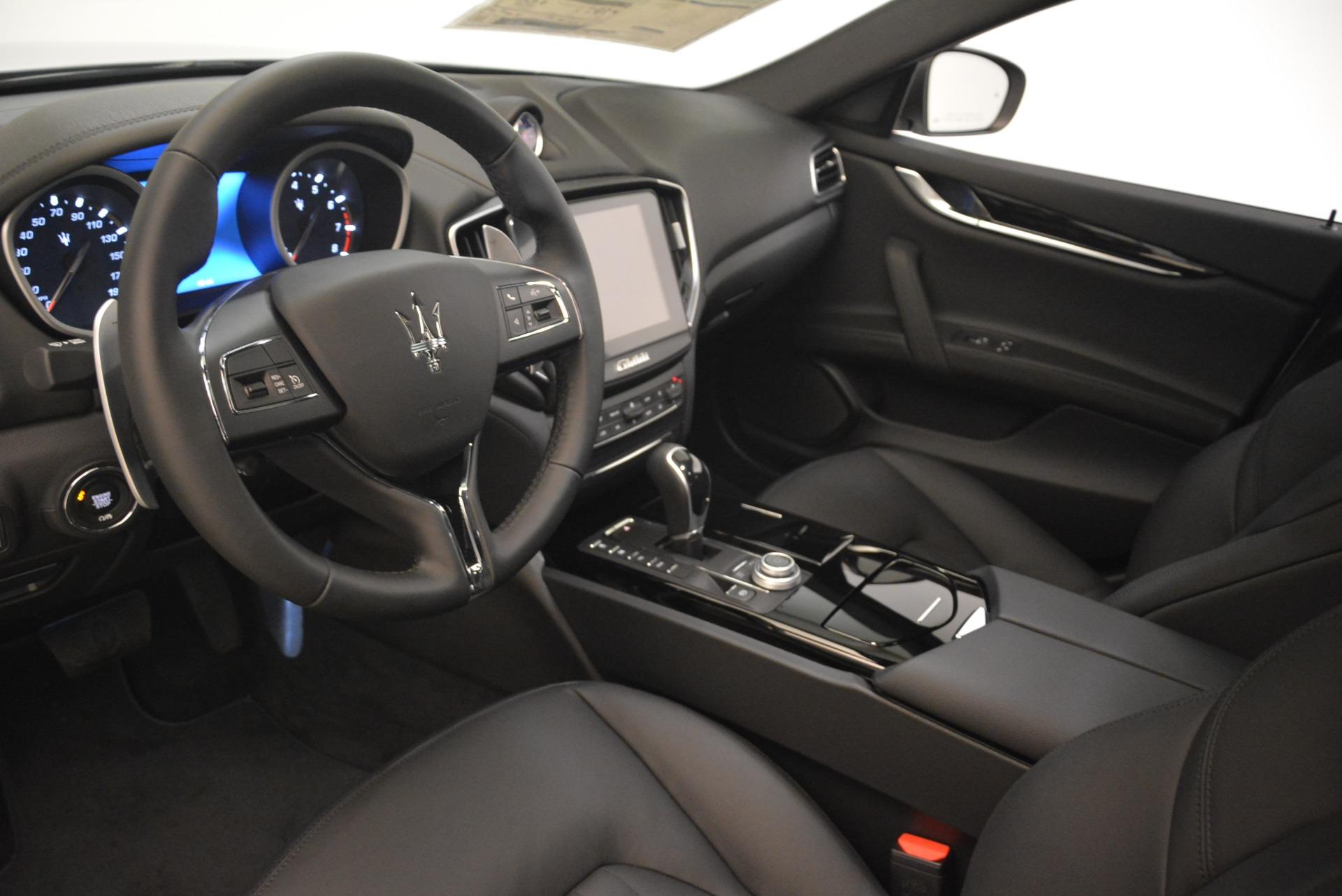 New 2018 Maserati Ghibli S Q4 For Sale In Greenwich, CT. Alfa Romeo of Greenwich, W525 1797_p12