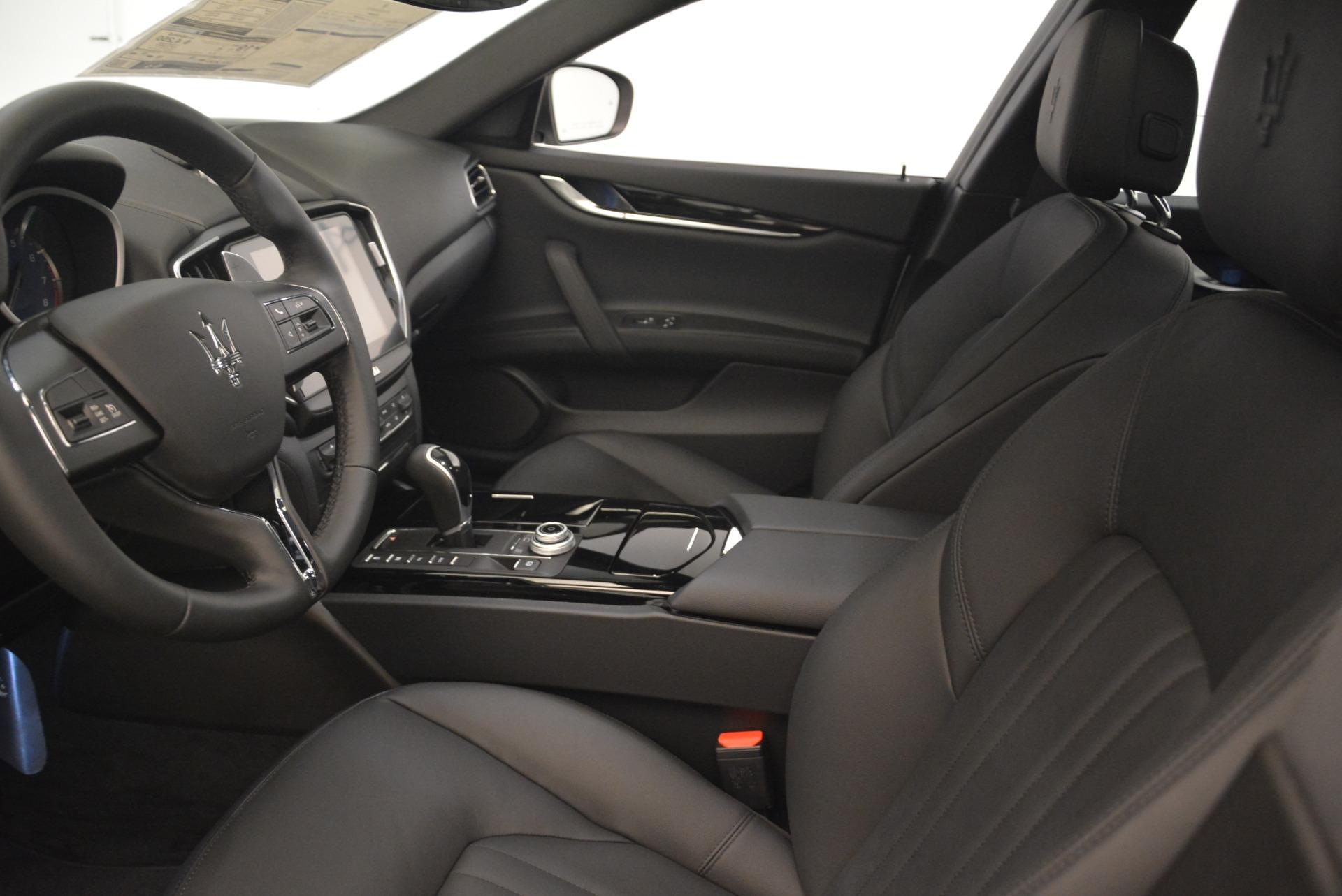 New 2018 Maserati Ghibli S Q4 For Sale In Greenwich, CT. Alfa Romeo of Greenwich, W525 1797_p13