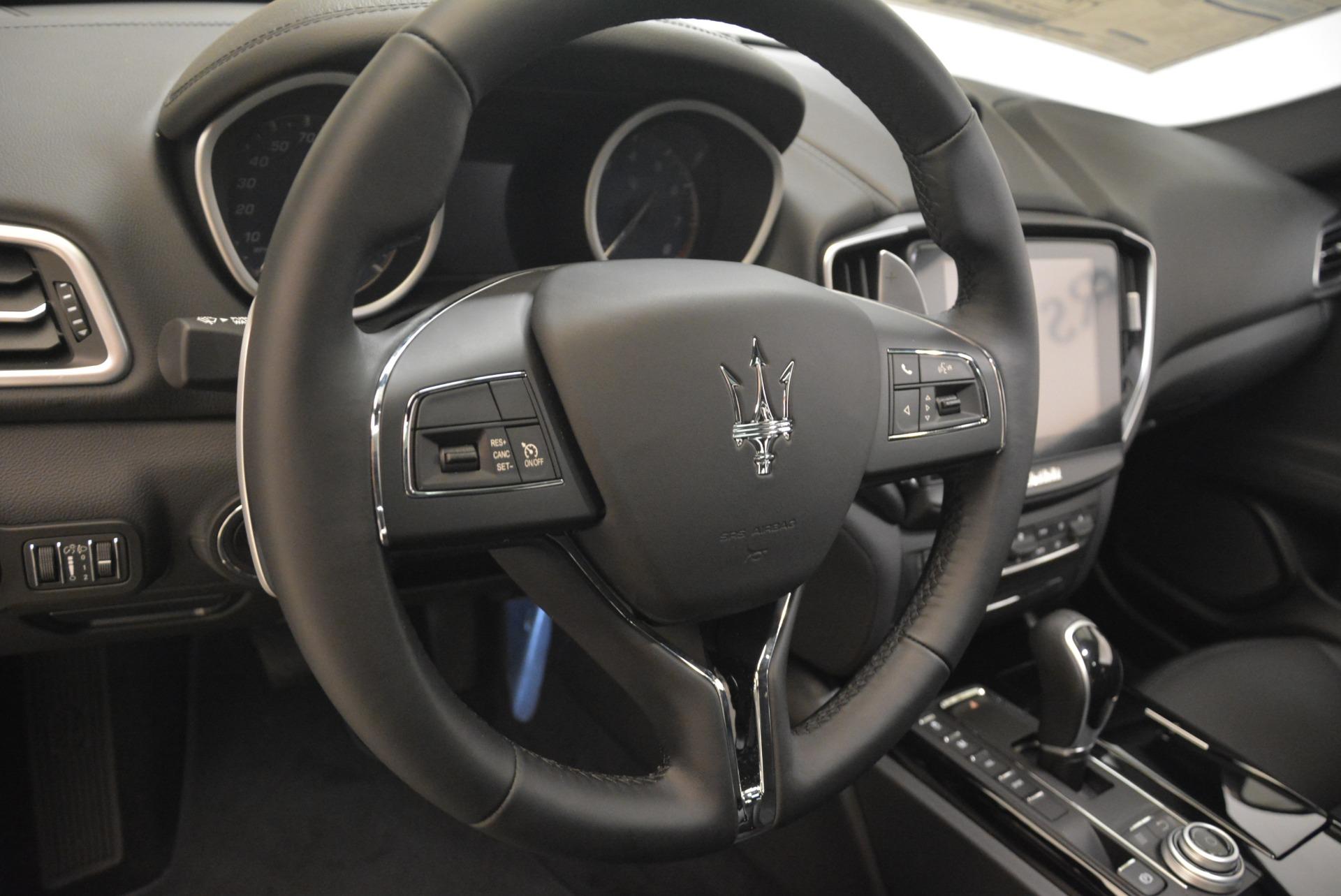 New 2018 Maserati Ghibli S Q4 For Sale In Greenwich, CT. Alfa Romeo of Greenwich, W525 1797_p15