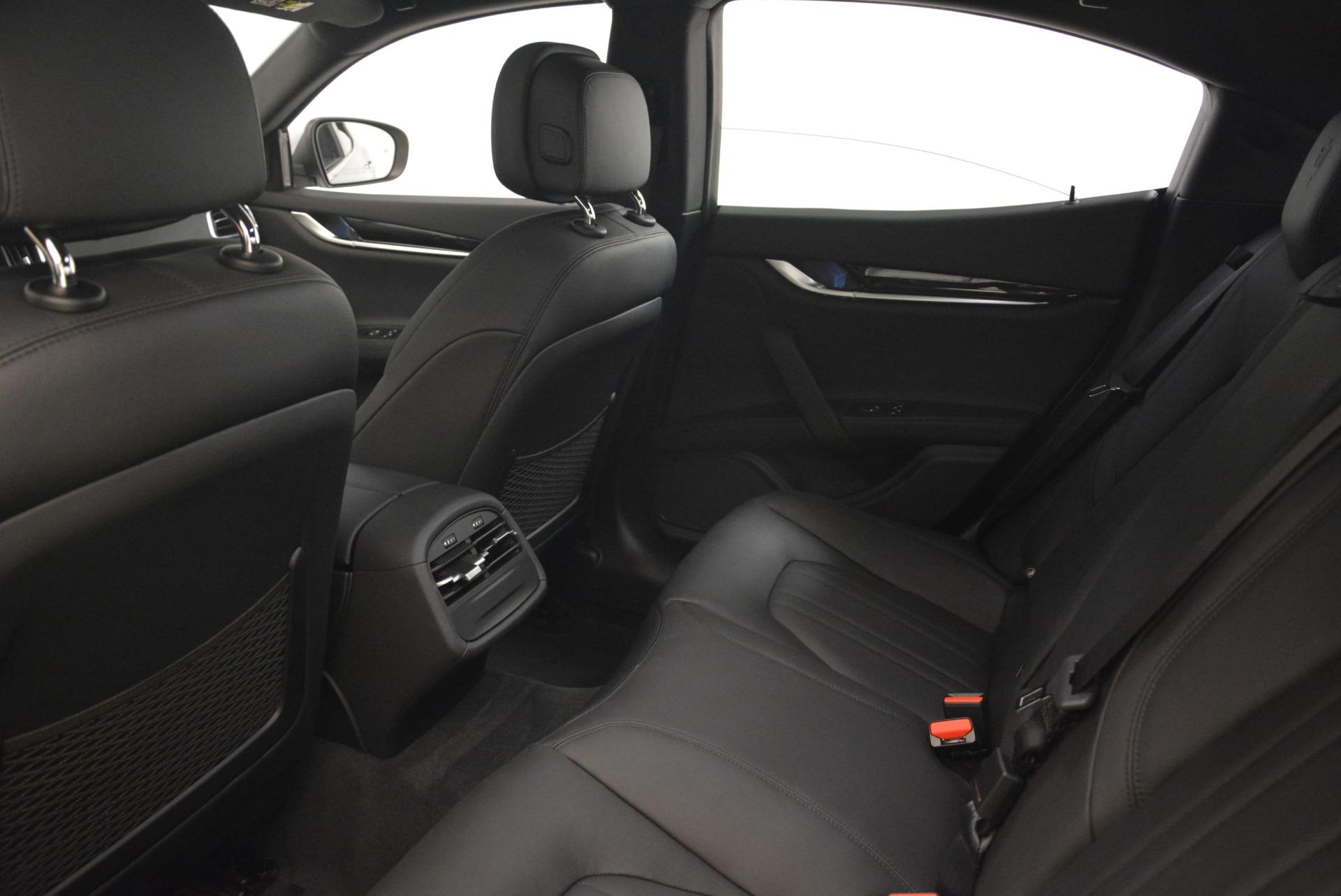 New 2018 Maserati Ghibli S Q4 For Sale In Greenwich, CT. Alfa Romeo of Greenwich, W525 1797_p18