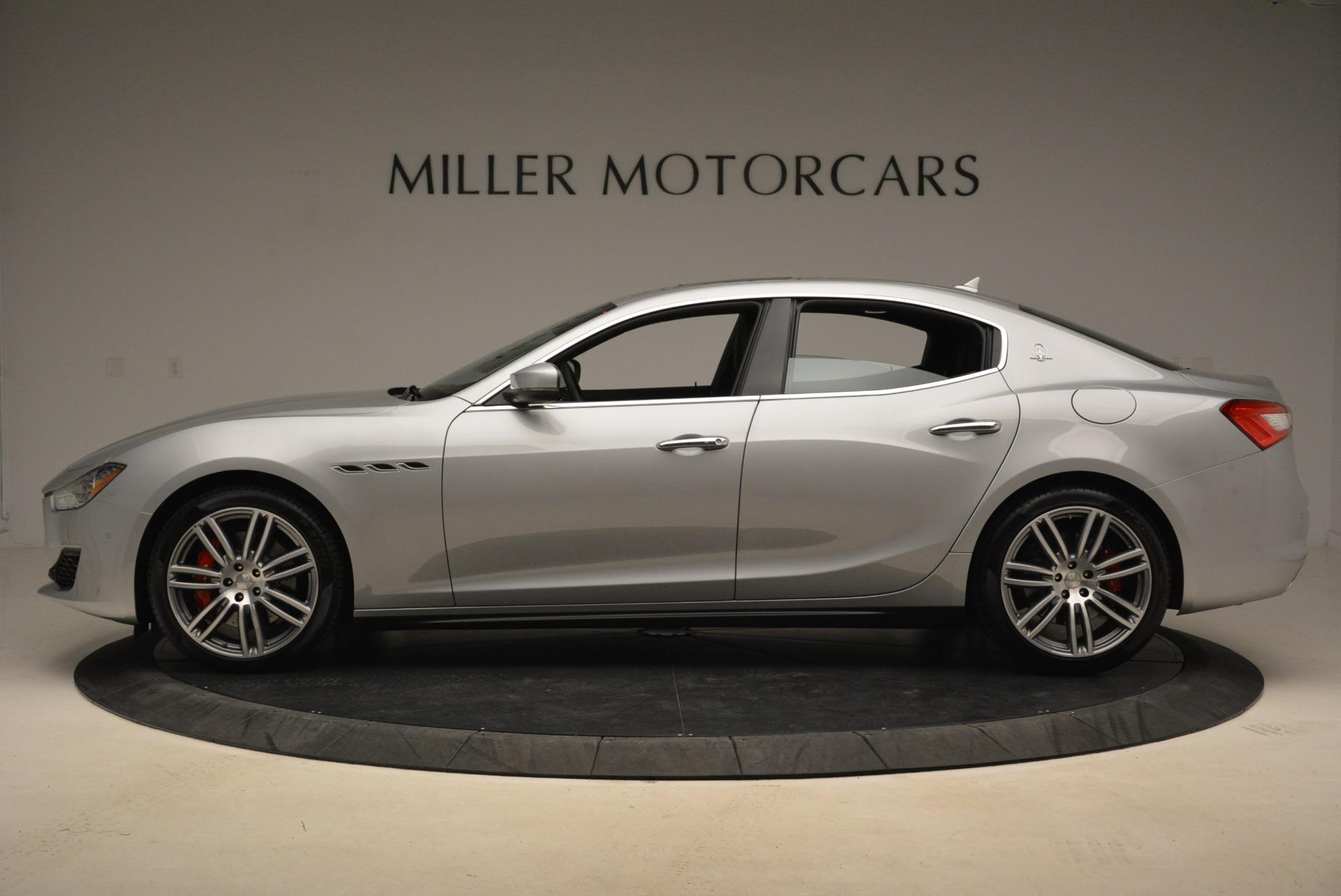 New 2018 Maserati Ghibli S Q4 For Sale In Greenwich, CT. Alfa Romeo of Greenwich, W525 1797_p2