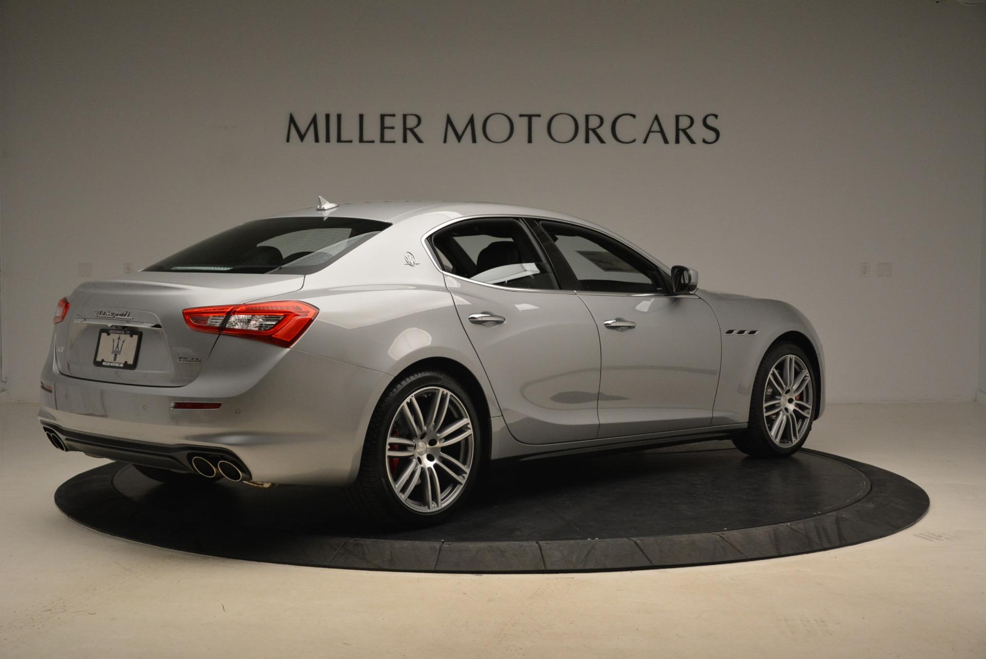 New 2018 Maserati Ghibli S Q4 For Sale In Greenwich, CT. Alfa Romeo of Greenwich, W525 1797_p7