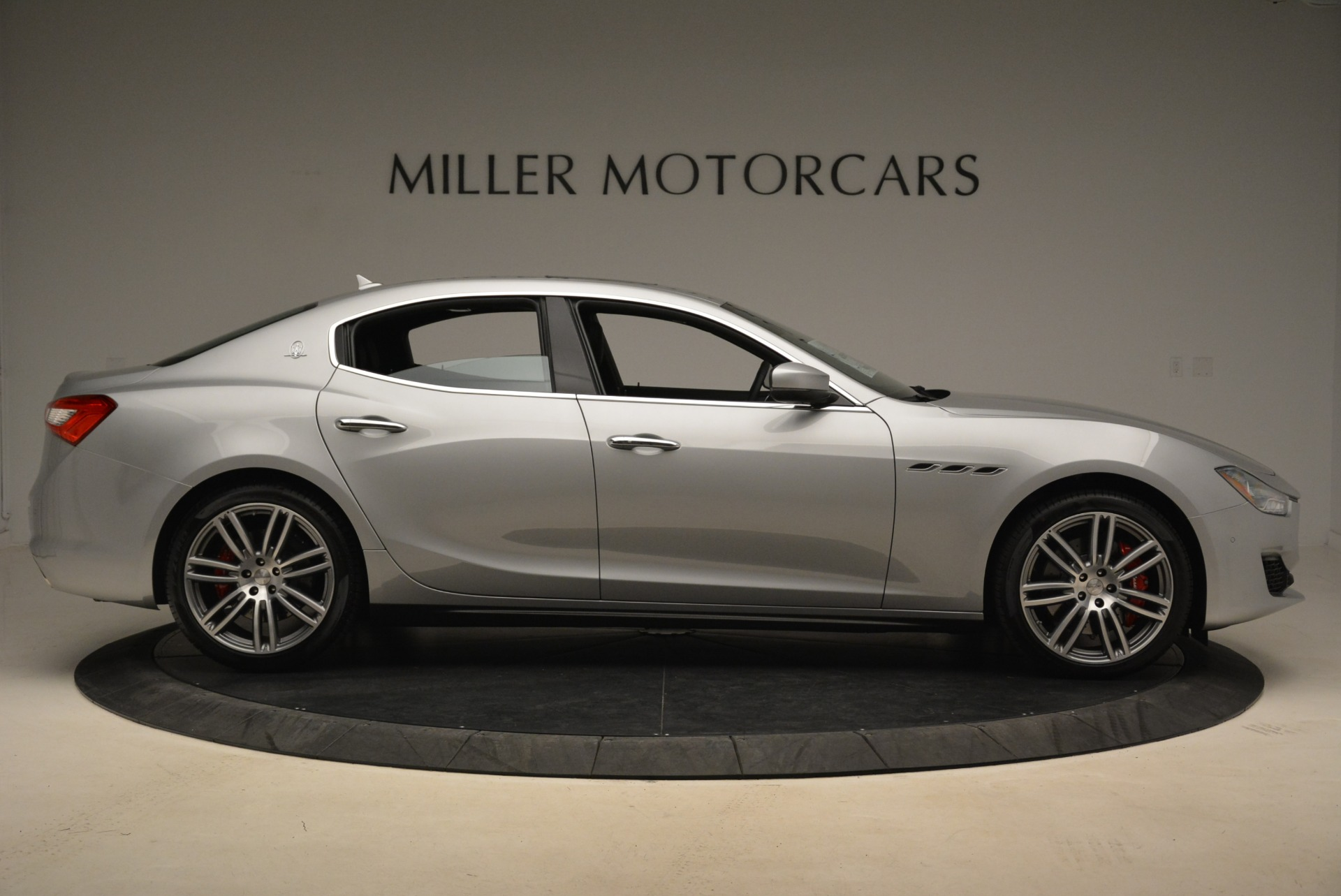 New 2018 Maserati Ghibli S Q4 For Sale In Greenwich, CT. Alfa Romeo of Greenwich, W525 1797_p8
