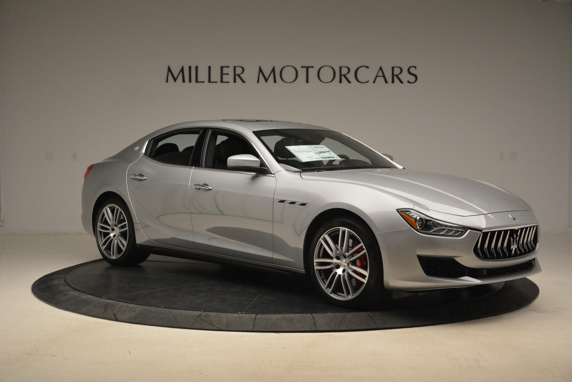 New 2018 Maserati Ghibli S Q4 For Sale In Greenwich, CT. Alfa Romeo of Greenwich, W525 1797_p9