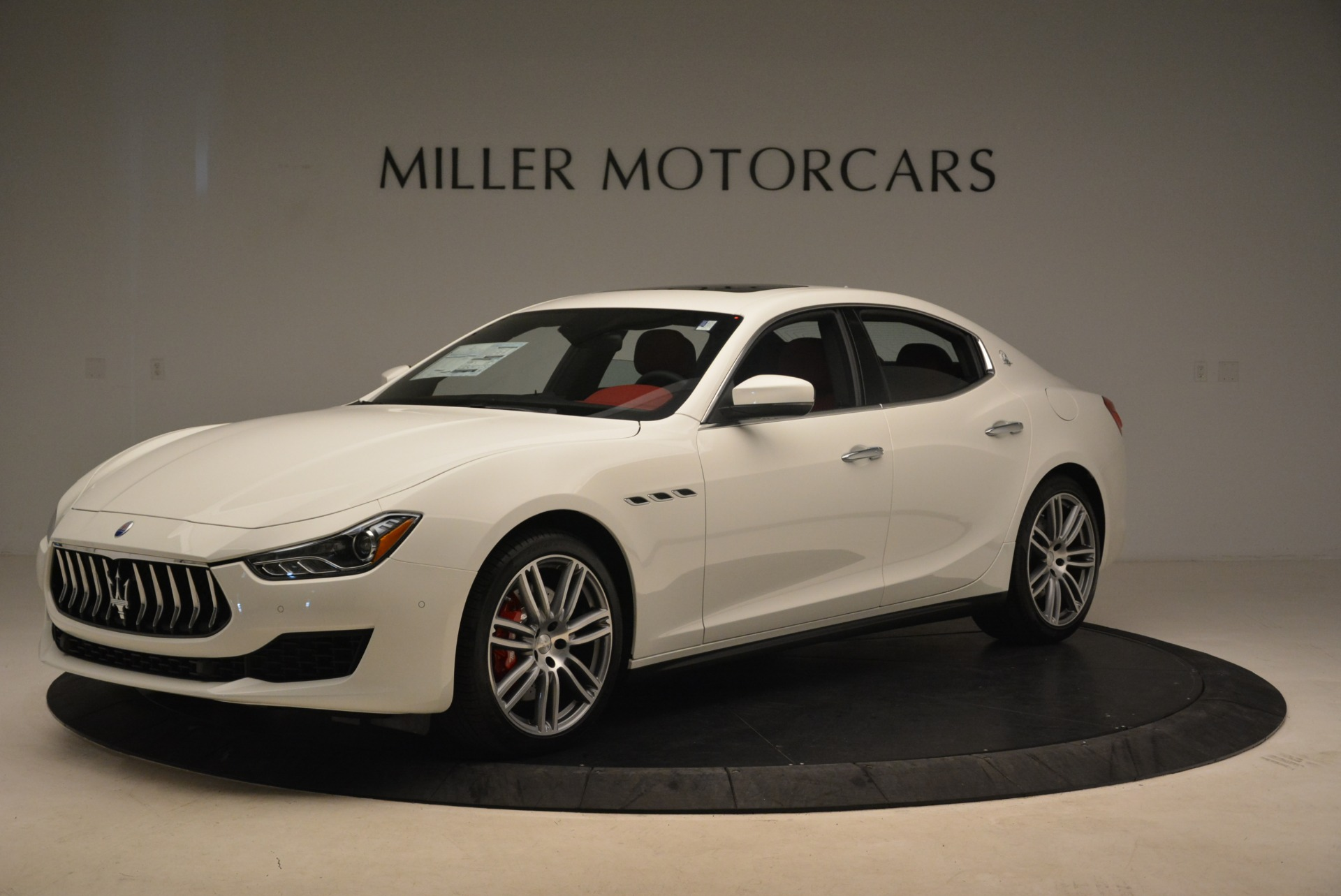 New 2018 Maserati Ghibli S Q4 For Sale In Greenwich, CT. Alfa Romeo of Greenwich, W526 1798_main