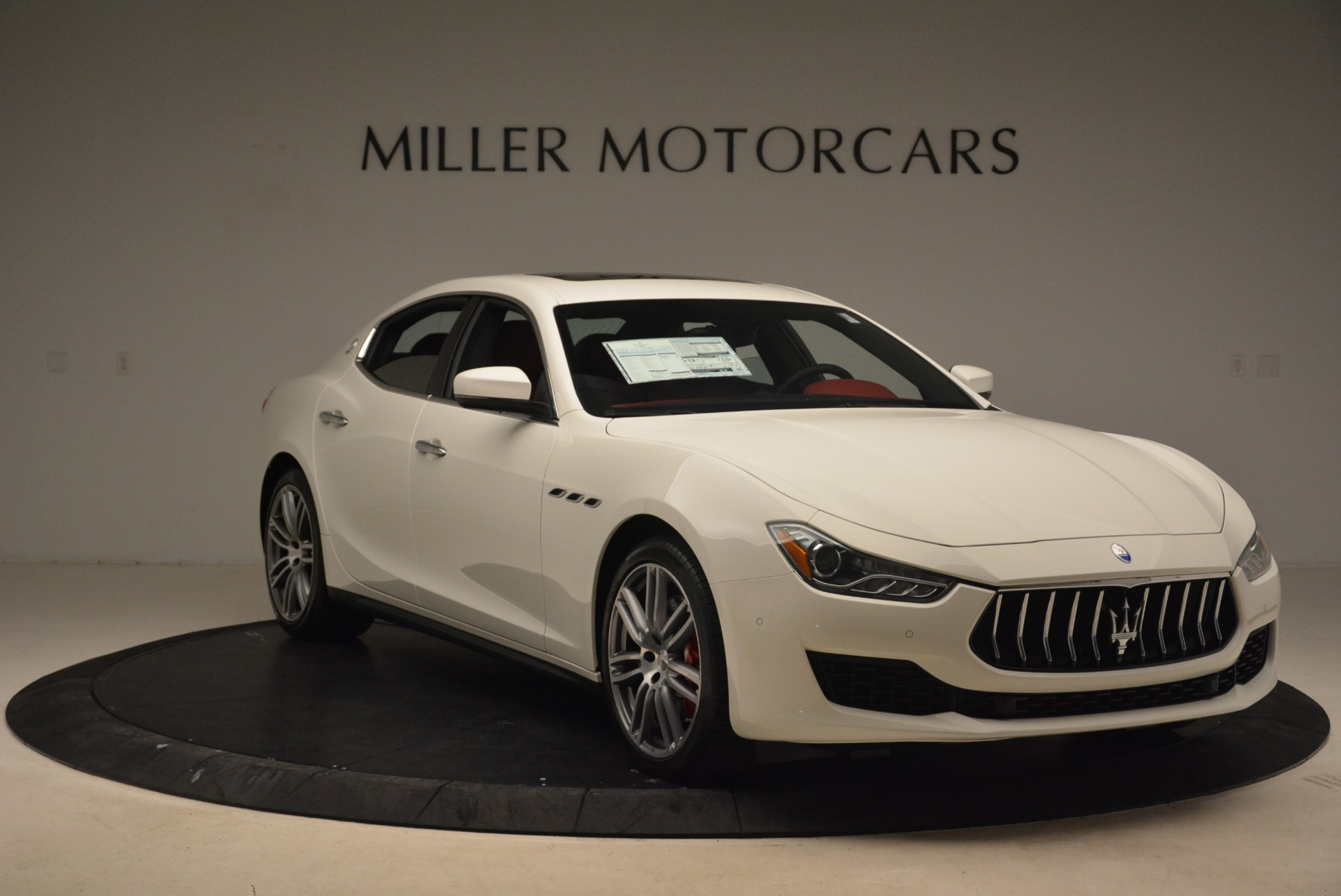 New 2018 Maserati Ghibli S Q4 For Sale In Greenwich, CT. Alfa Romeo of Greenwich, W526 1798_p11
