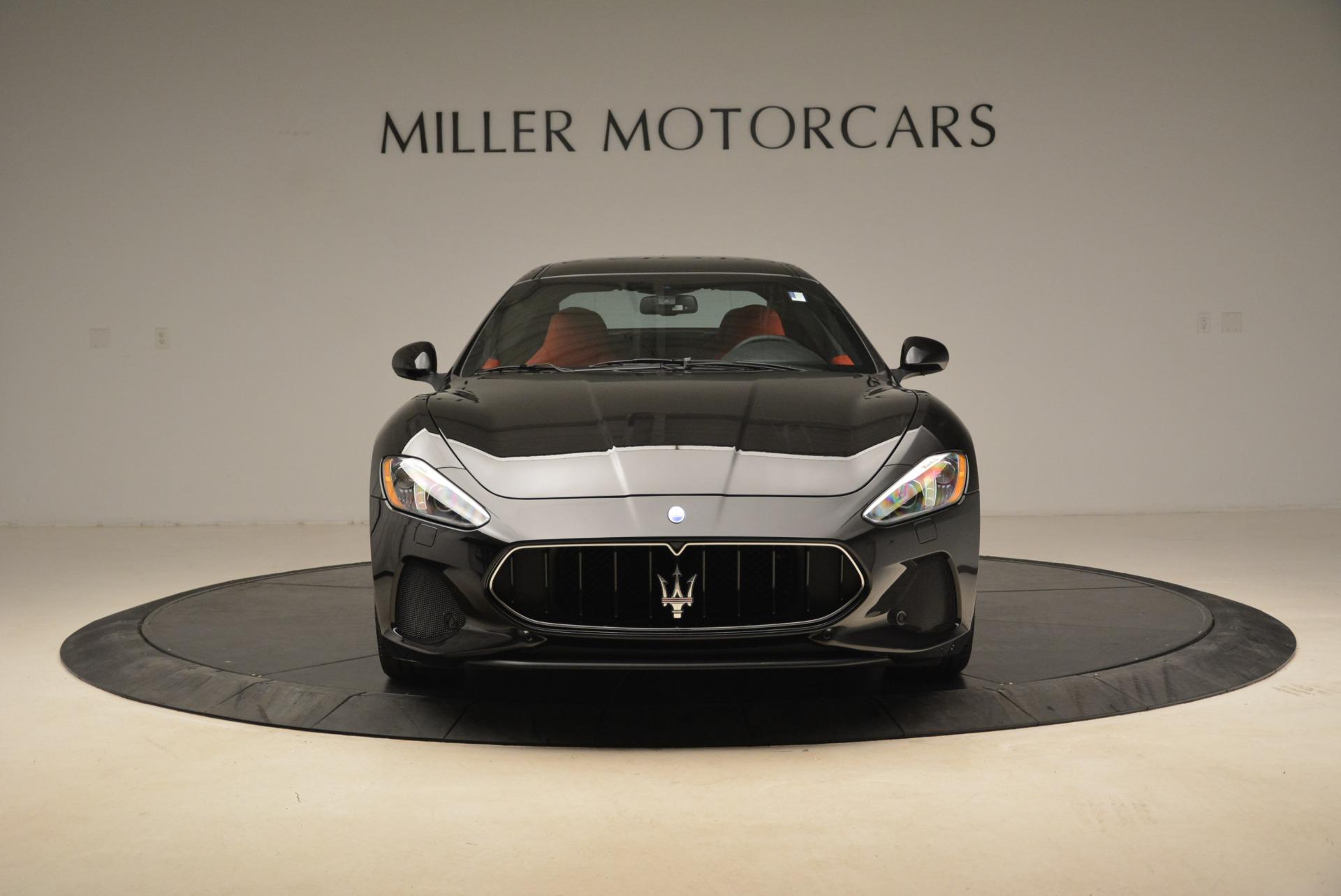 New 2018 Maserati GranTurismo Sport For Sale In Greenwich, CT. Alfa Romeo of Greenwich, W529 1799_p11