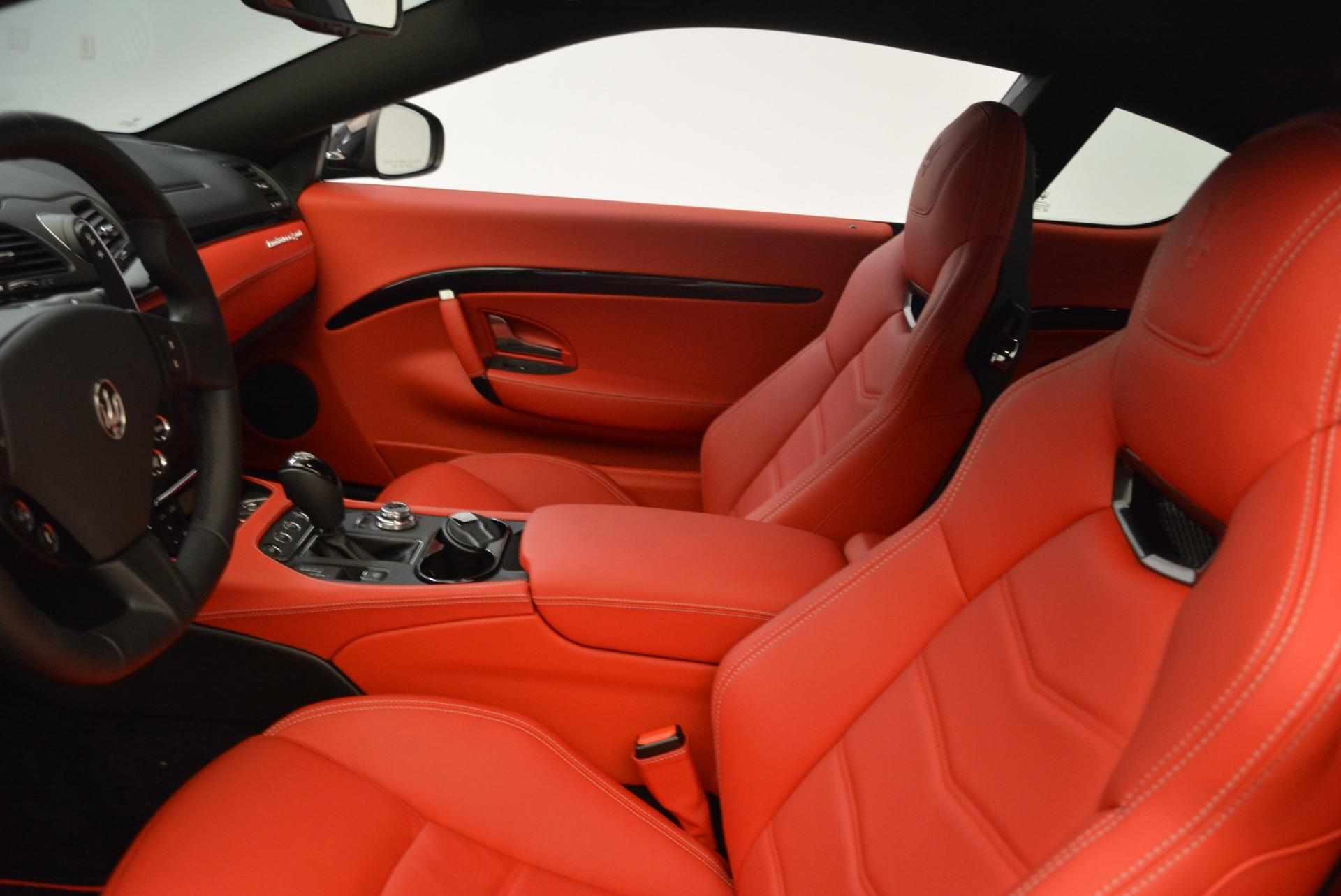 New 2018 Maserati GranTurismo Sport For Sale In Greenwich, CT. Alfa Romeo of Greenwich, W529 1799_p13