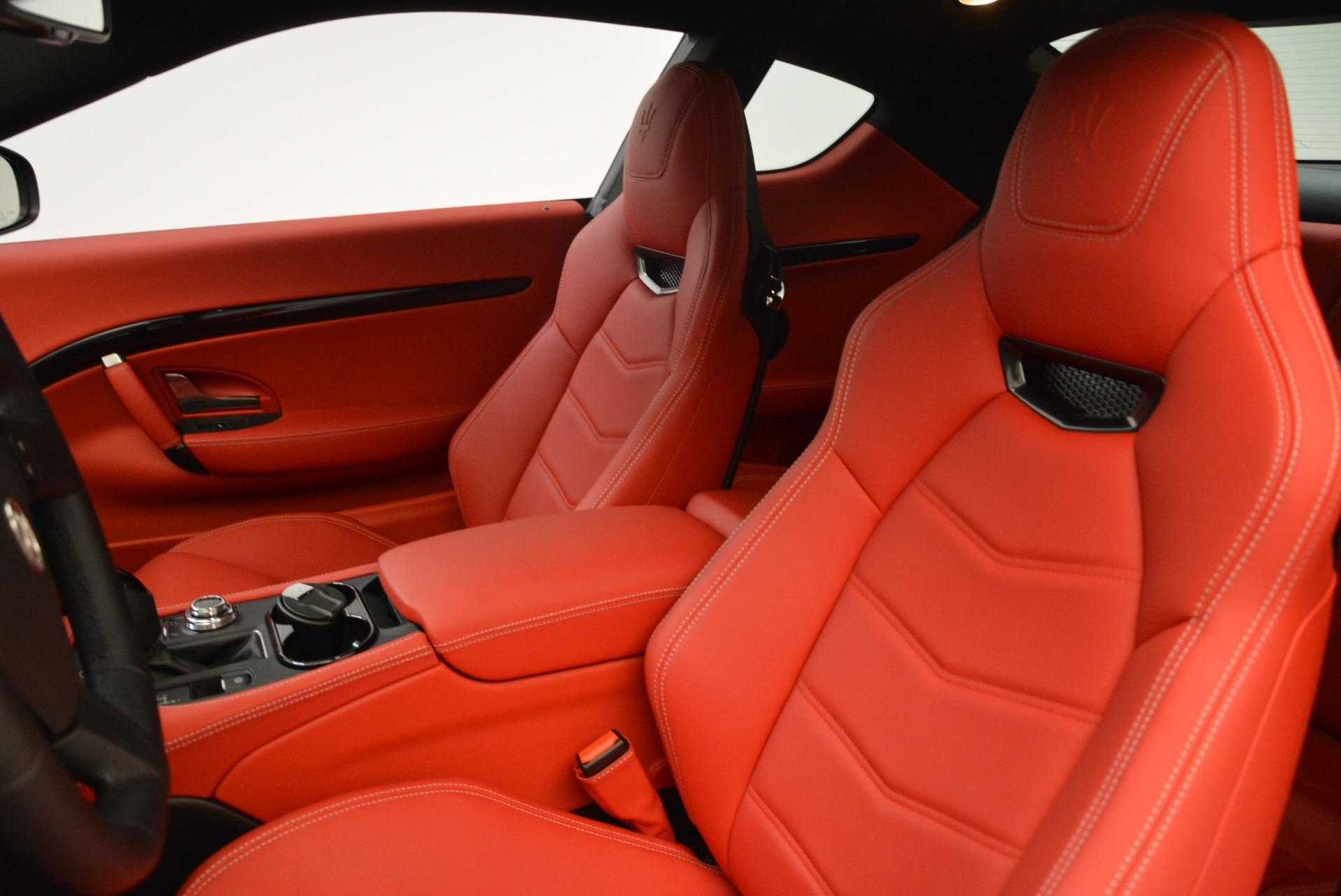 New 2018 Maserati GranTurismo Sport For Sale In Greenwich, CT. Alfa Romeo of Greenwich, W529 1799_p14