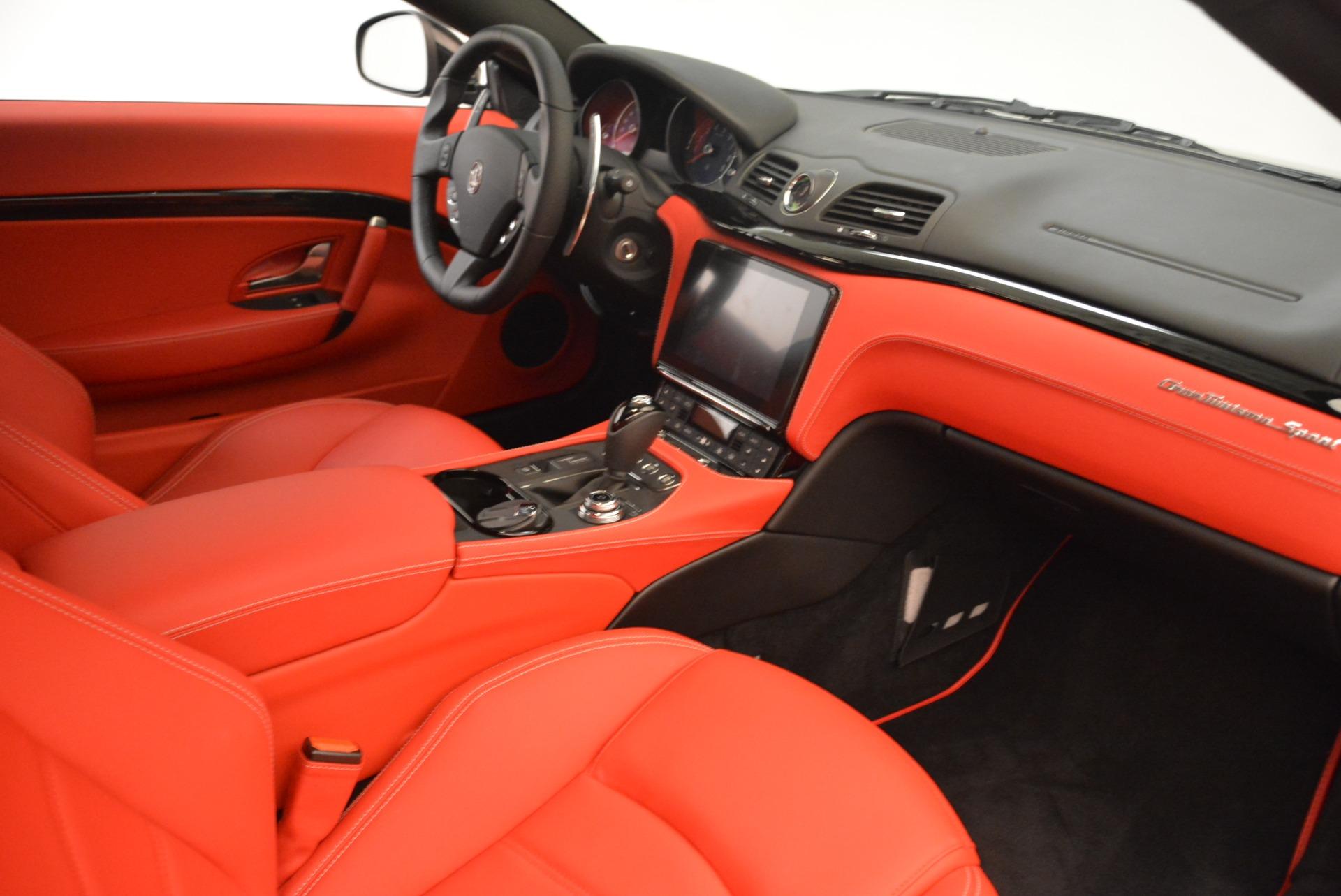 New 2018 Maserati GranTurismo Sport For Sale In Greenwich, CT. Alfa Romeo of Greenwich, W529 1799_p19