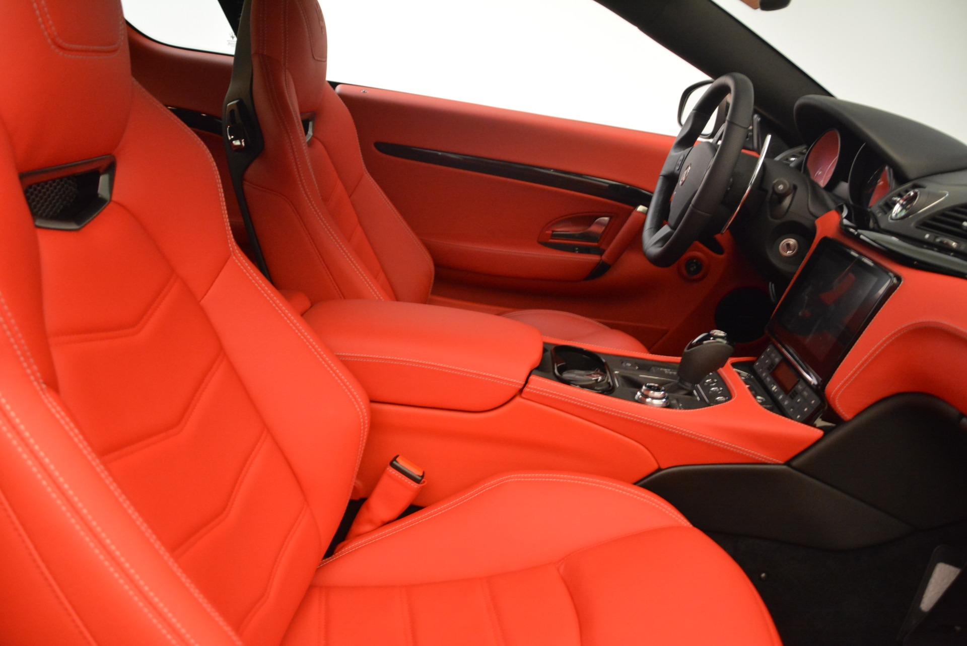 New 2018 Maserati GranTurismo Sport For Sale In Greenwich, CT. Alfa Romeo of Greenwich, W529 1799_p20
