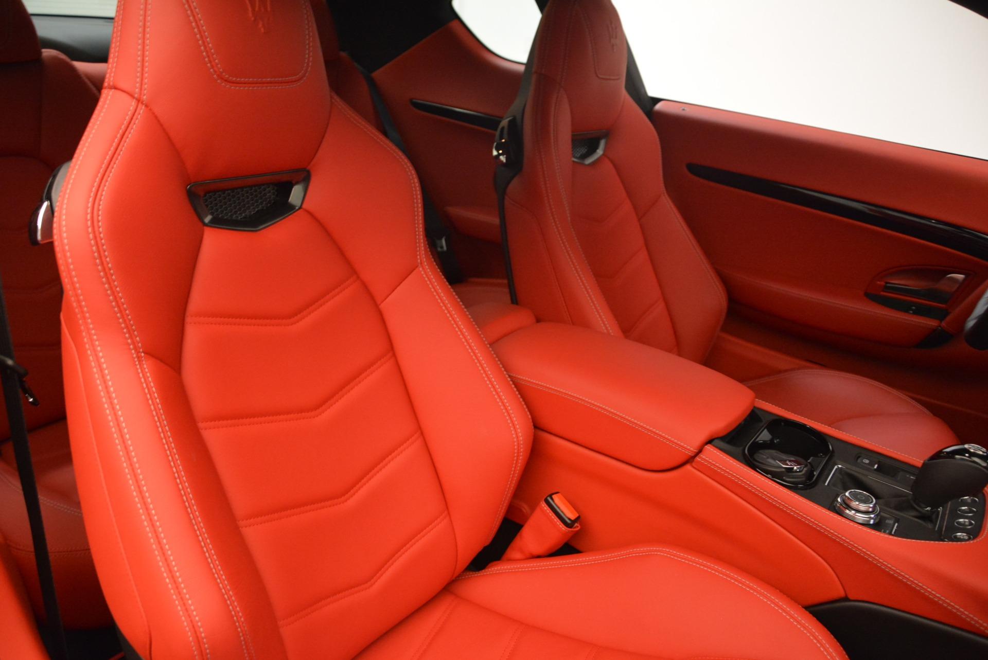 New 2018 Maserati GranTurismo Sport For Sale In Greenwich, CT. Alfa Romeo of Greenwich, W529 1799_p21