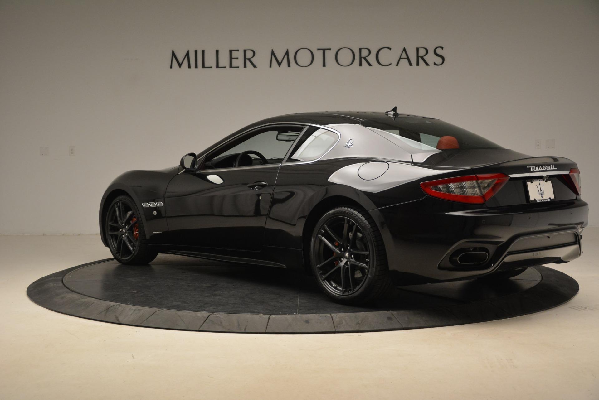 New 2018 Maserati GranTurismo Sport For Sale In Greenwich, CT. Alfa Romeo of Greenwich, W529 1799_p3