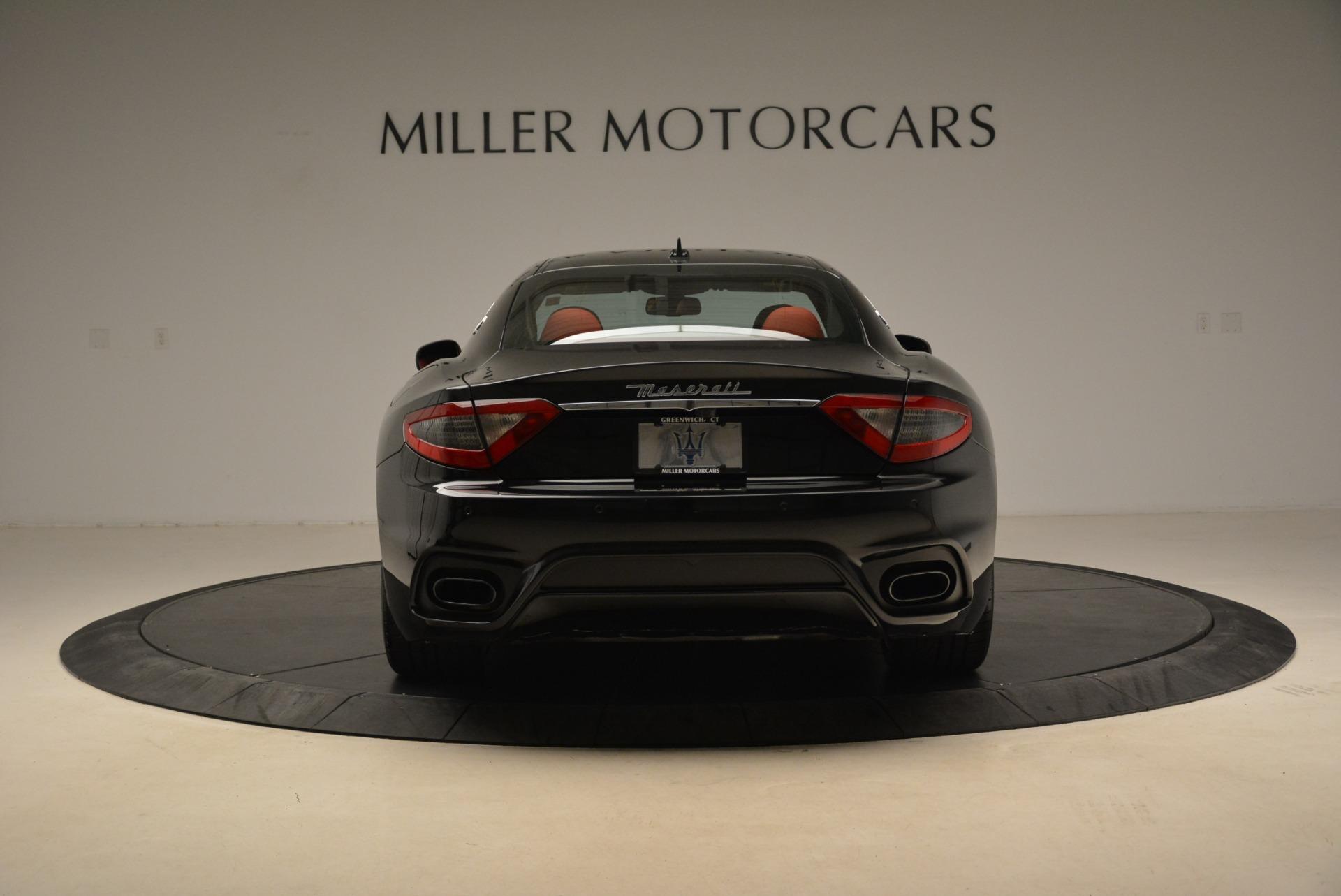 New 2018 Maserati GranTurismo Sport For Sale In Greenwich, CT. Alfa Romeo of Greenwich, W529 1799_p5