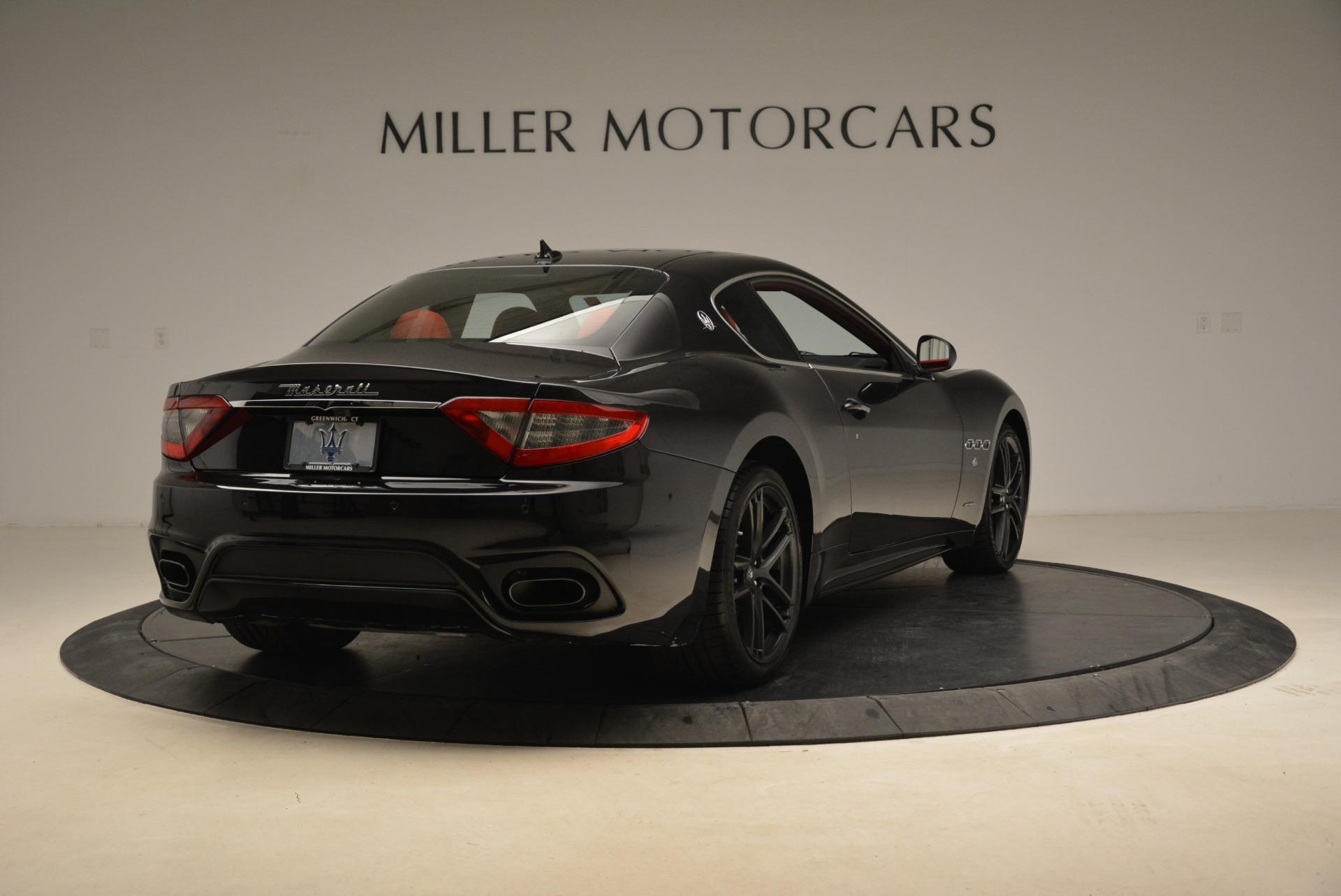 New 2018 Maserati GranTurismo Sport For Sale In Greenwich, CT. Alfa Romeo of Greenwich, W529 1799_p6